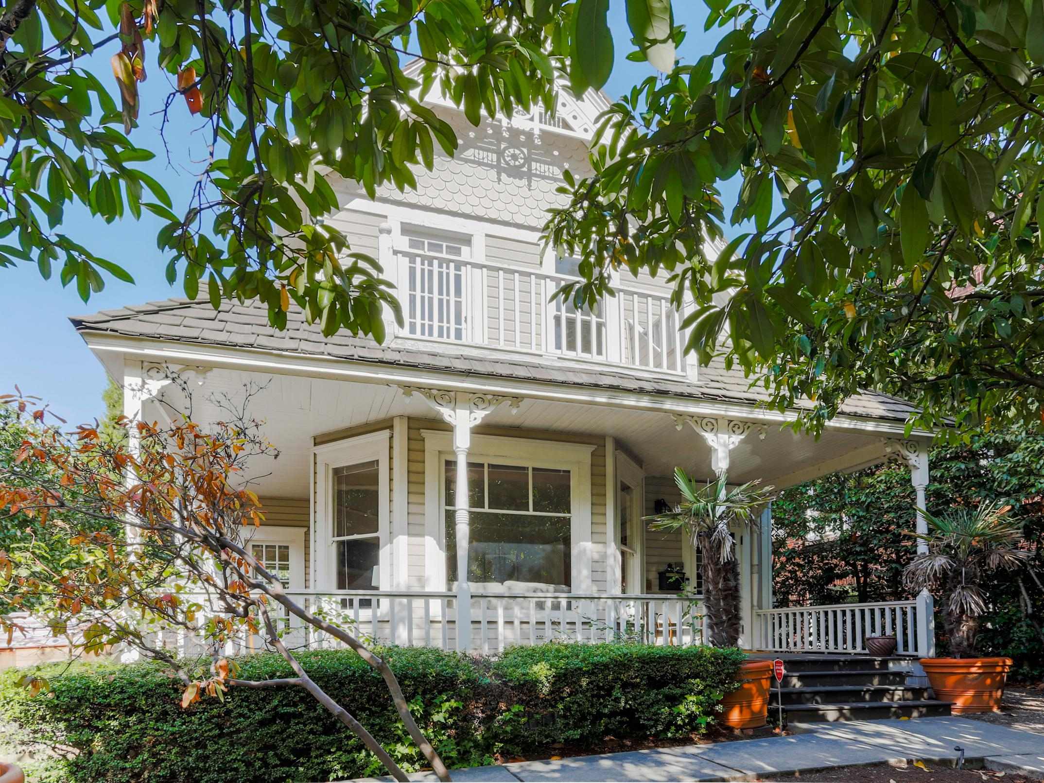 Welcome to Seattle! This landmark Victorian home is professionally managed by TurnKey Vacation Rentals.