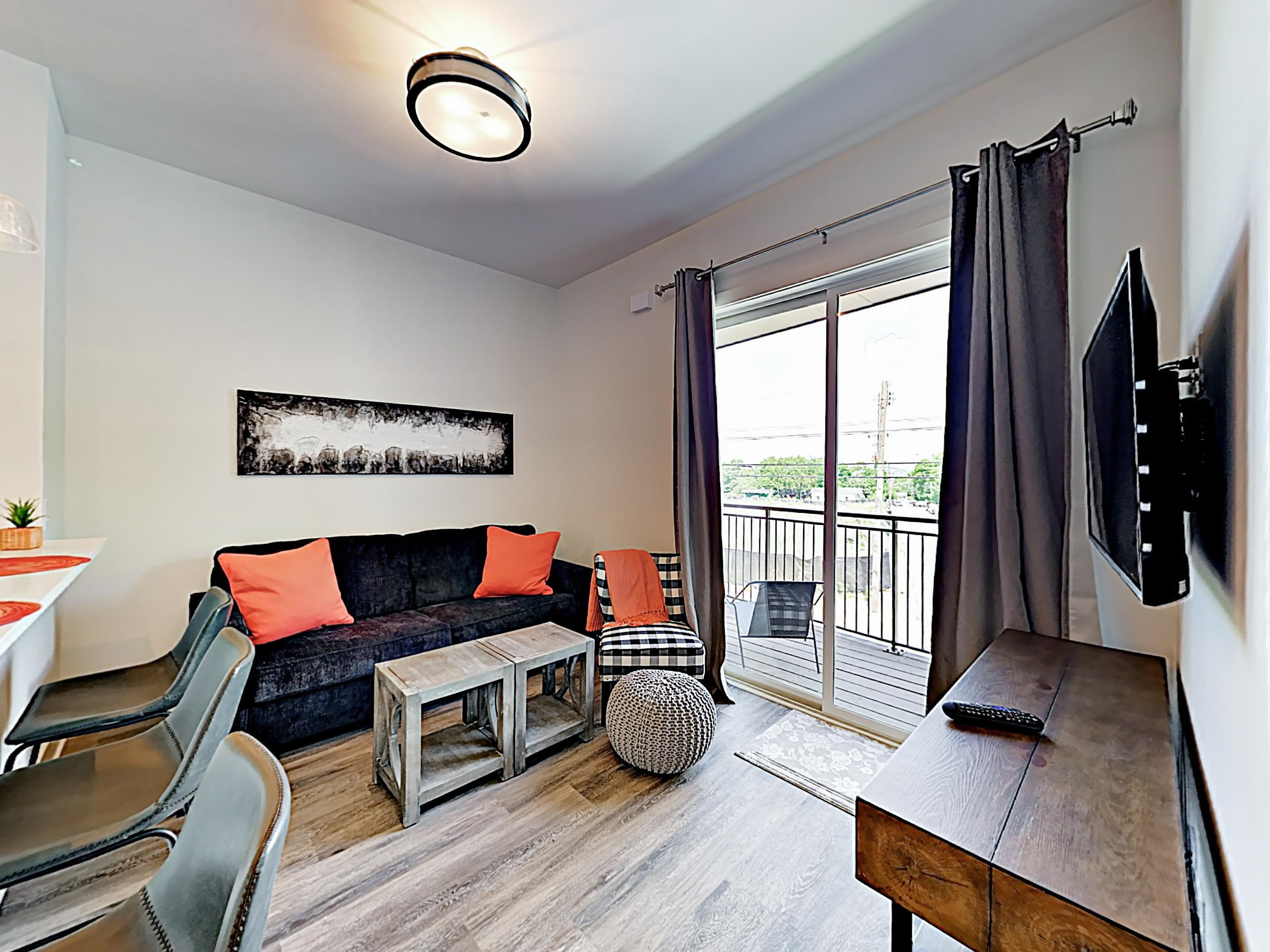 This apartment is professionally managed by TurnKey Vacation Rentals.