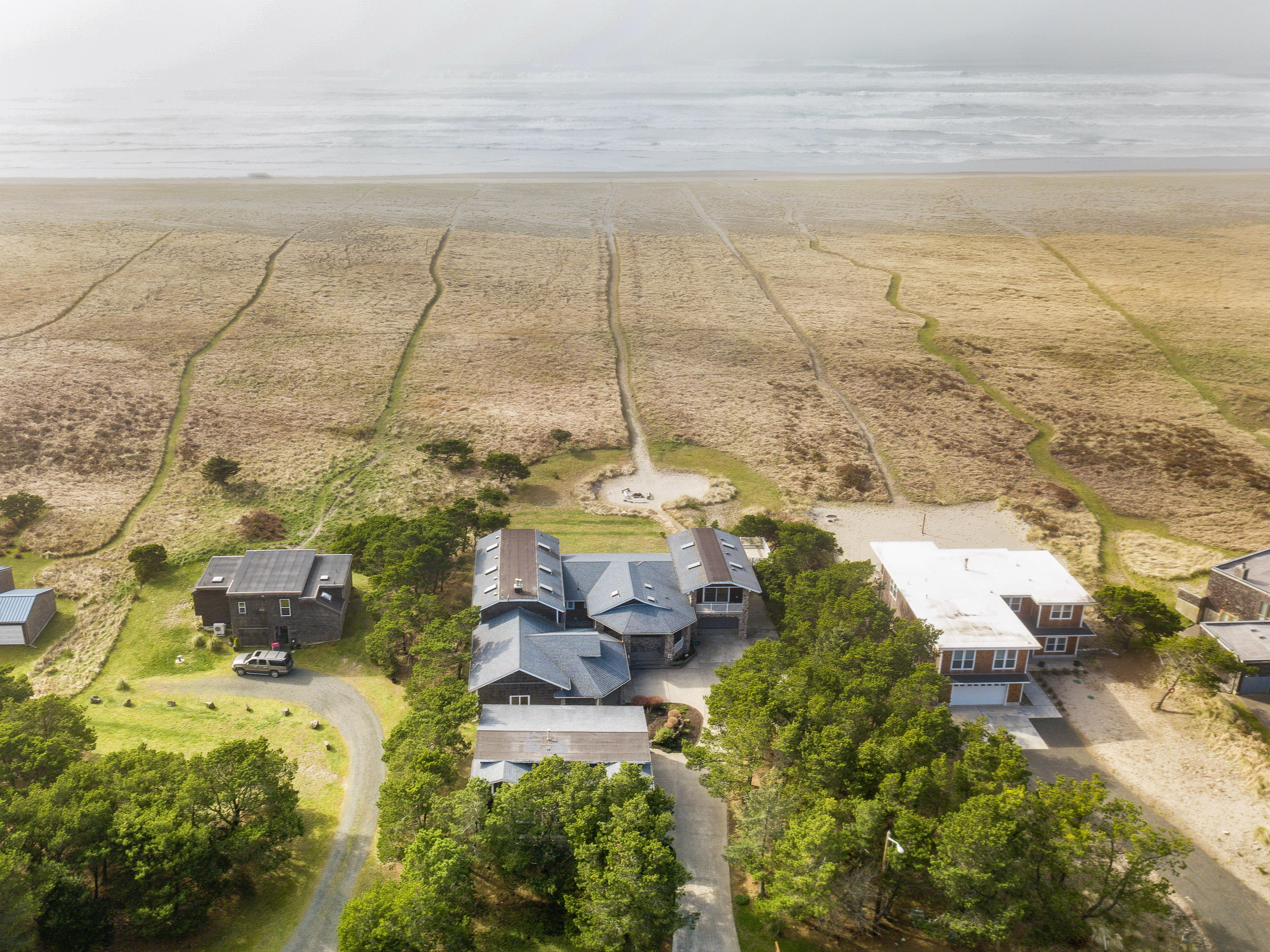 Property Image 2 - Stone Cottage on the Dunes w/ Private Beach Path