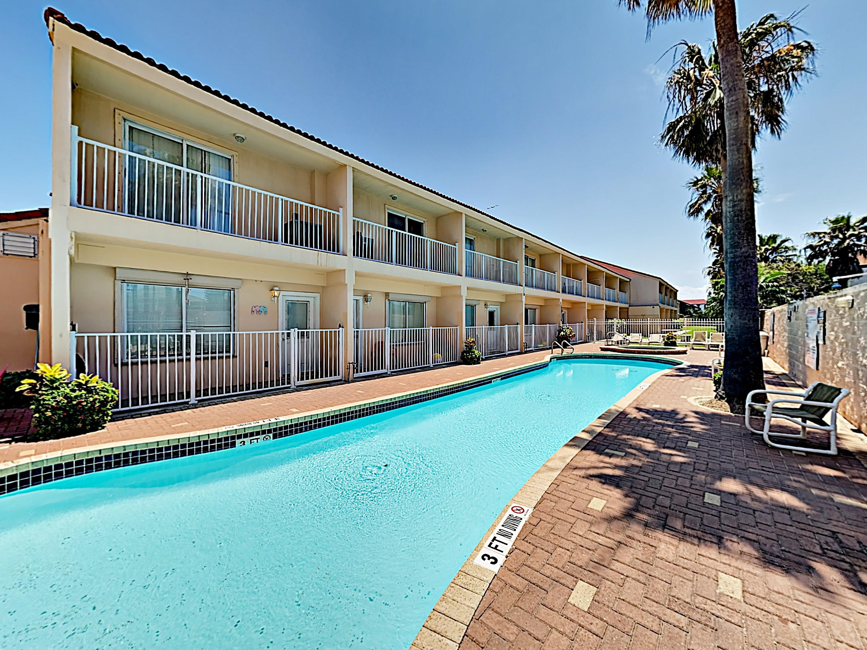 Cool off with a swim in the spacious, resort-style community pool.