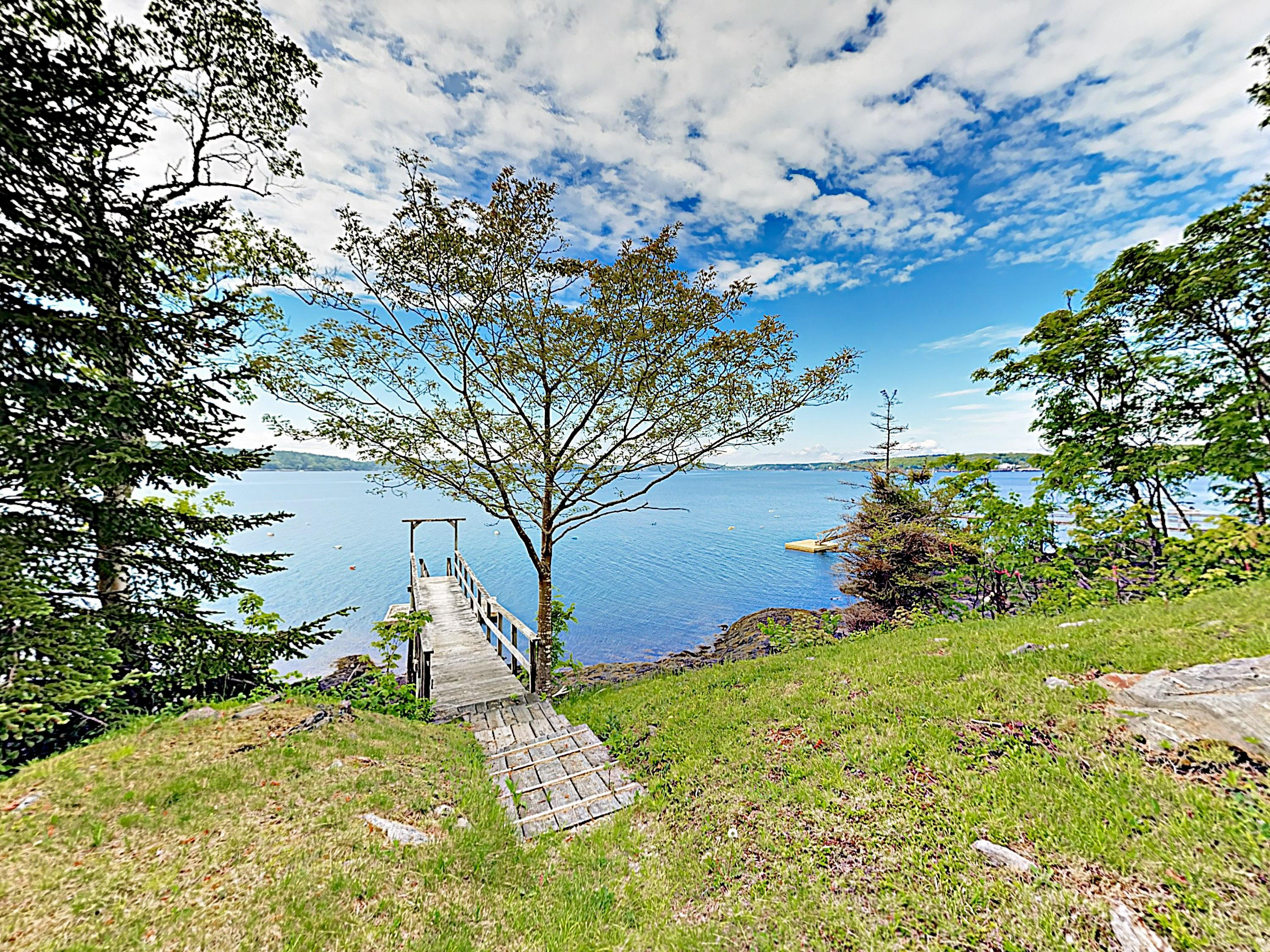 Welcome to Boothbay! This waterfront rental is professionally managed by TurnKey Vacation Rentals.
