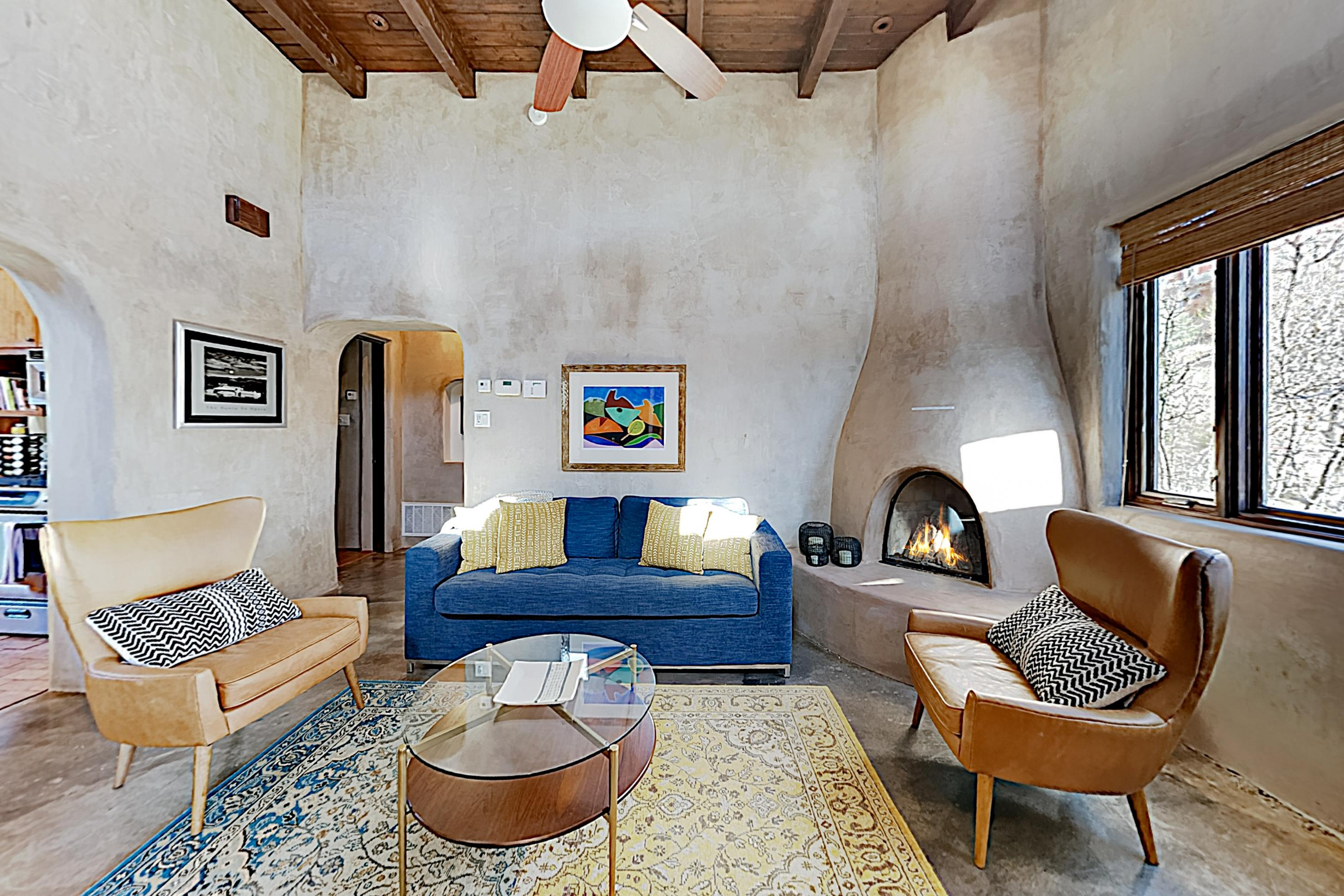 Welcome to Santa Fe! This casita is professionally managed by TurnKey Vacation Rentals.