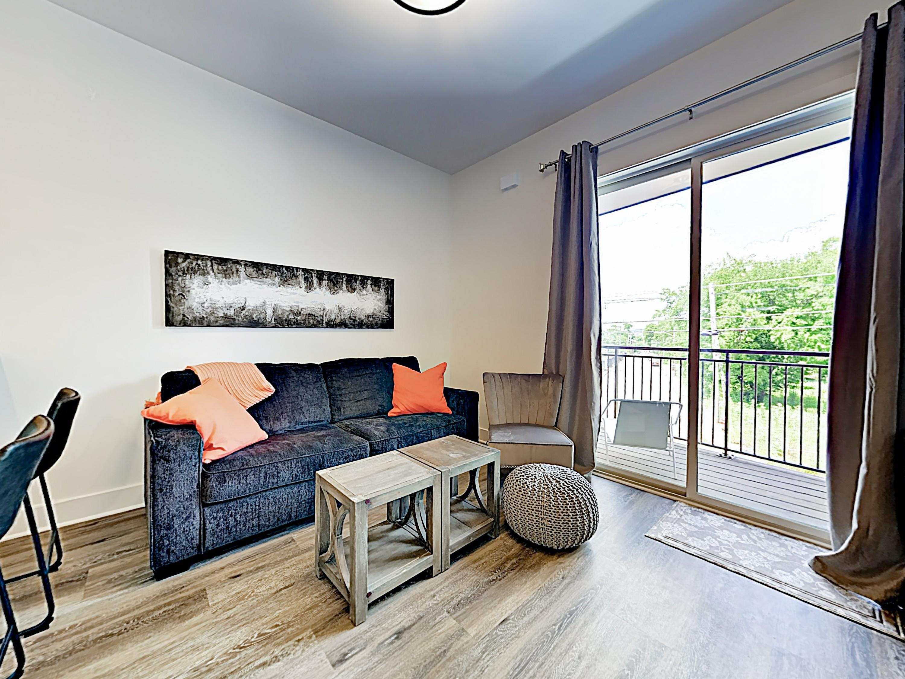 Welcome to Nashville! This apartment is professionally managed by TurnKey Vacation Rentals.