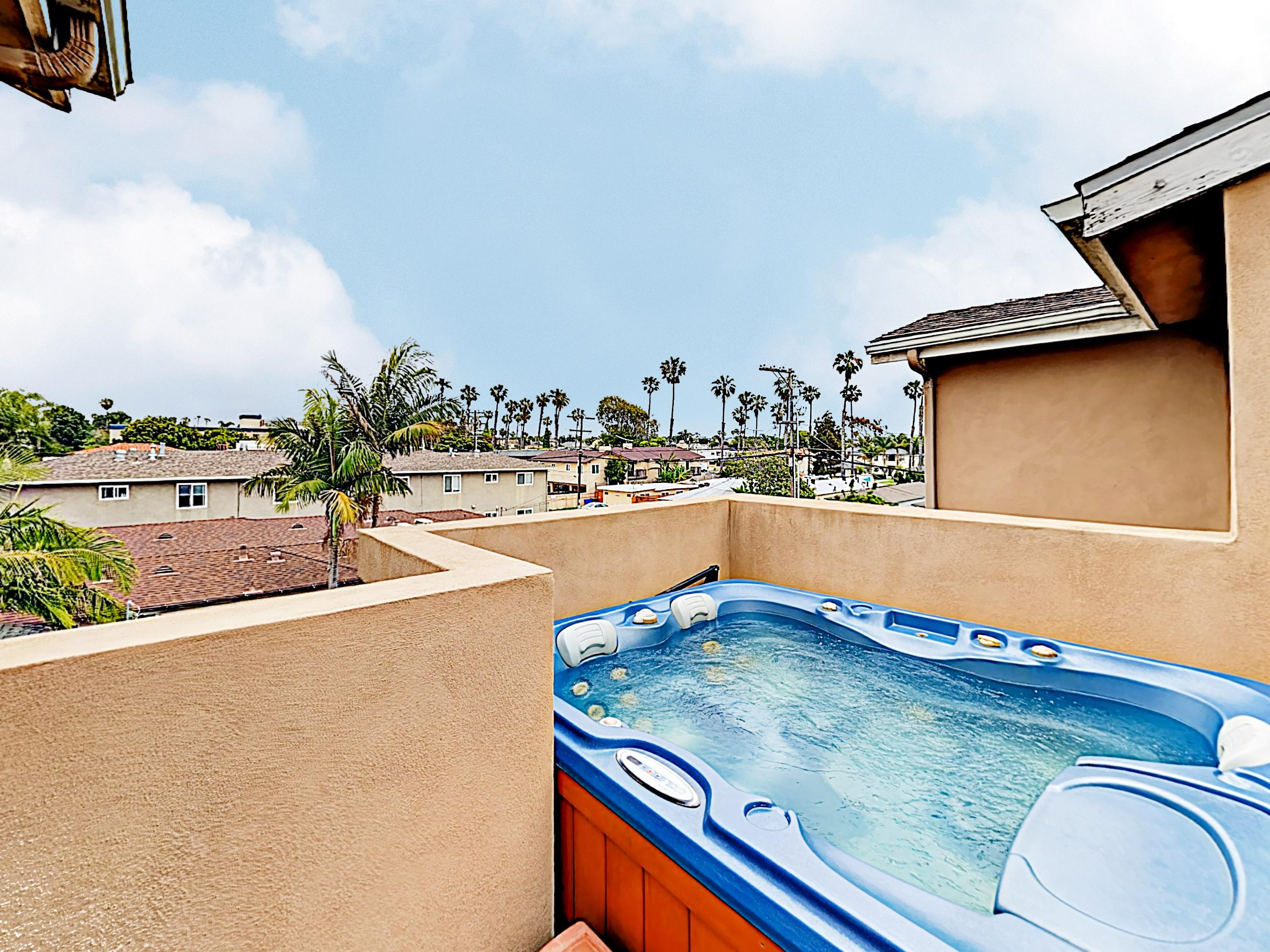 Welcome to Pacific Beach! This home is professionally managed by TurnKey Vacation Rentals.