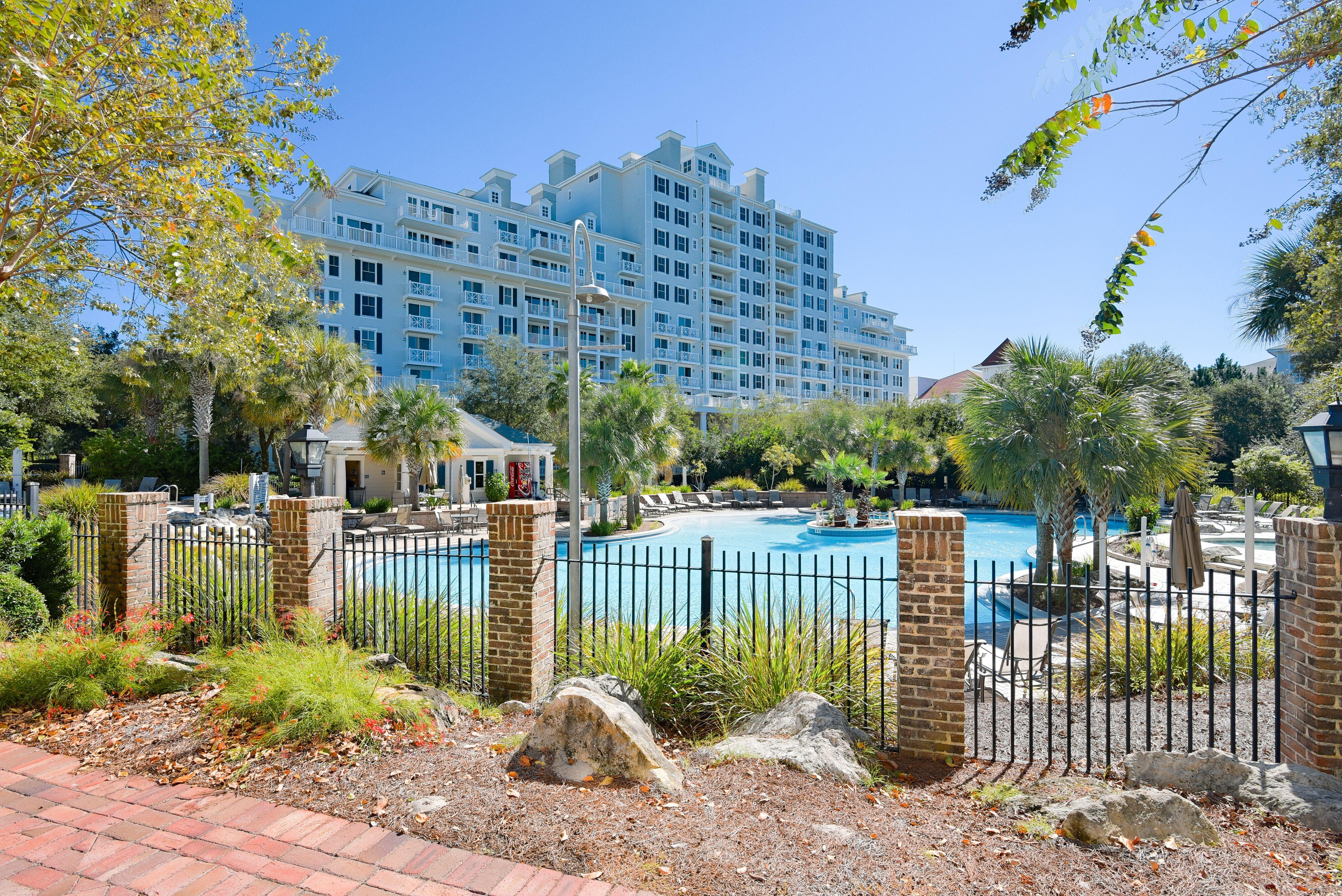 Your rental is located in the LaSata at Sandestin® Golf and Beach Resort.