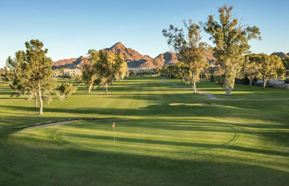 Phoenix Rose: Luxe Townhome on the Biltmore Golf Course