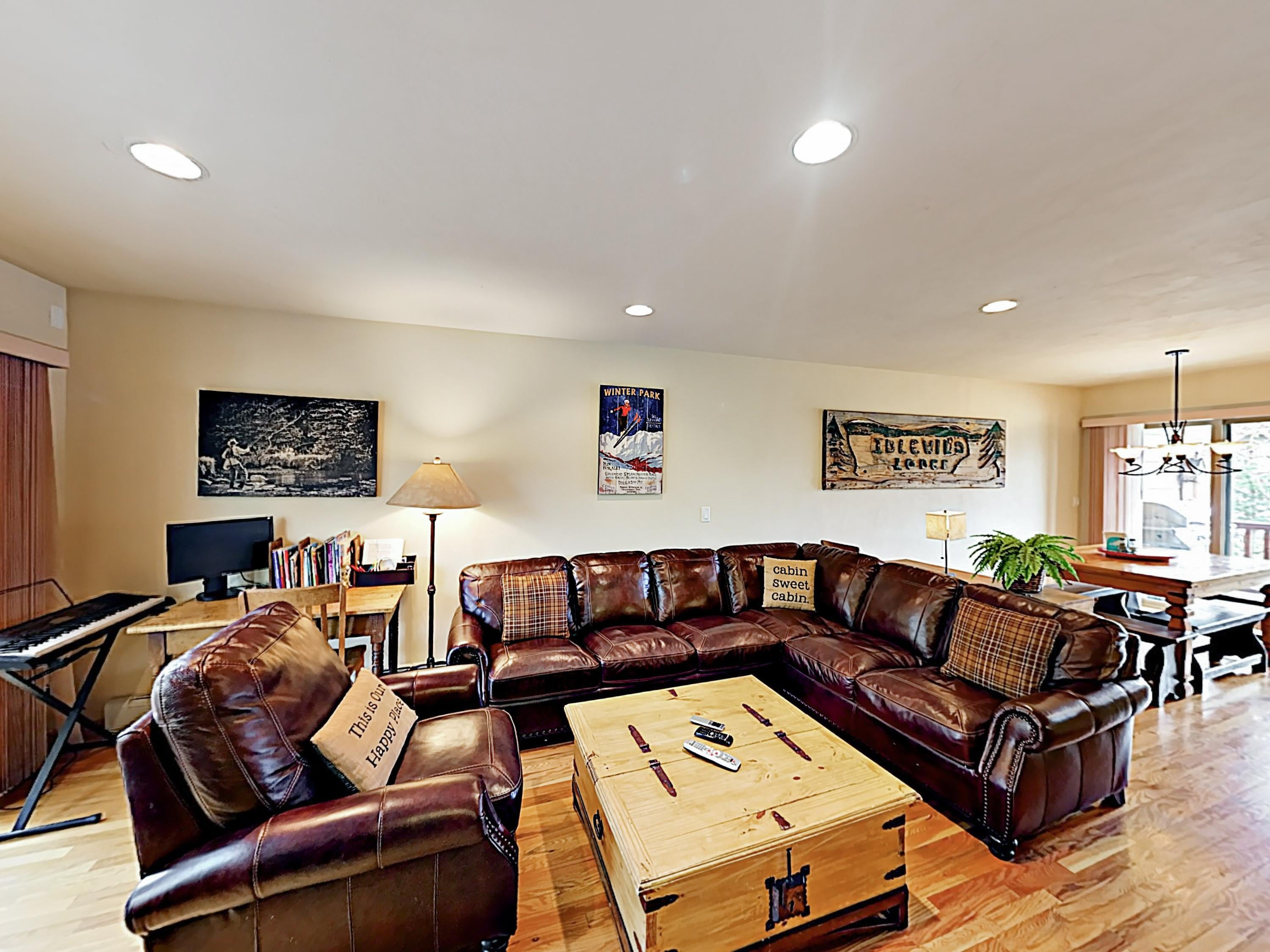 Welcome to Winter Park! This townhome is professionally managed by TurnKey Vacation Rentals.