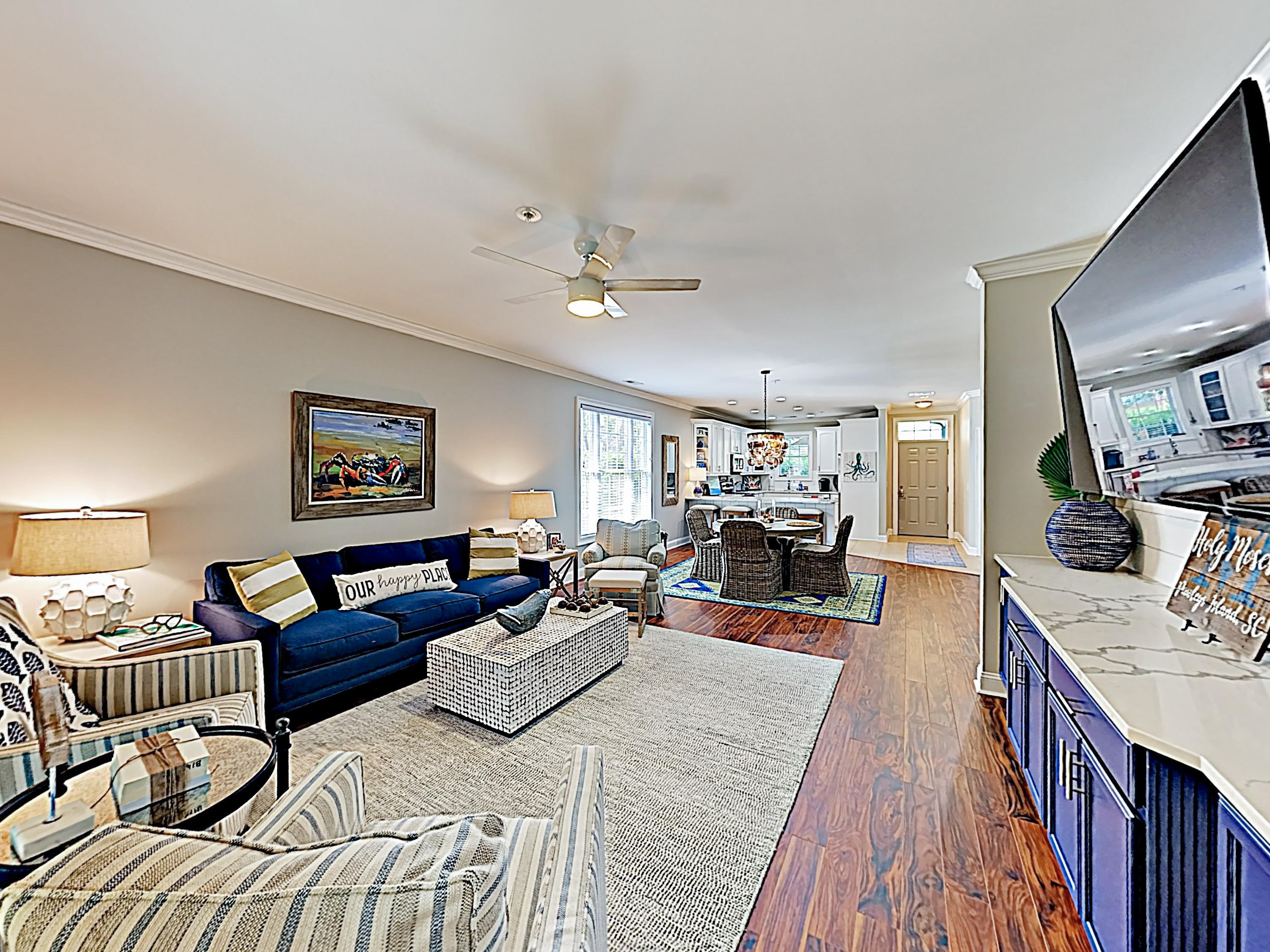 Welcome to Pawleys Island! This townhome is professionally managed by TurnKey Vacation Rentals.