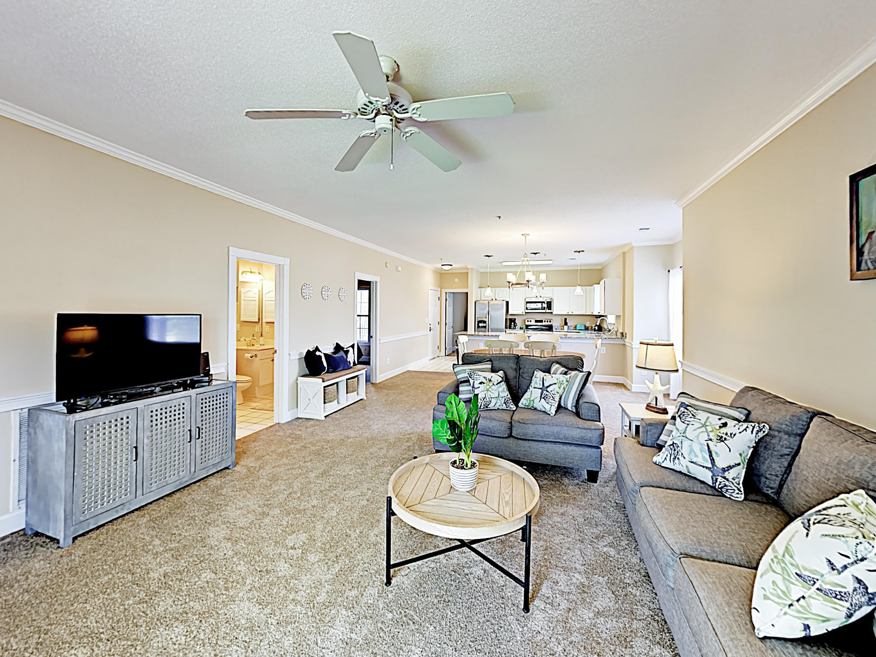 Welcome to Myrtle Beach! This Magnolia North condo is professionally managed by TurnKey Vacation Rentals.