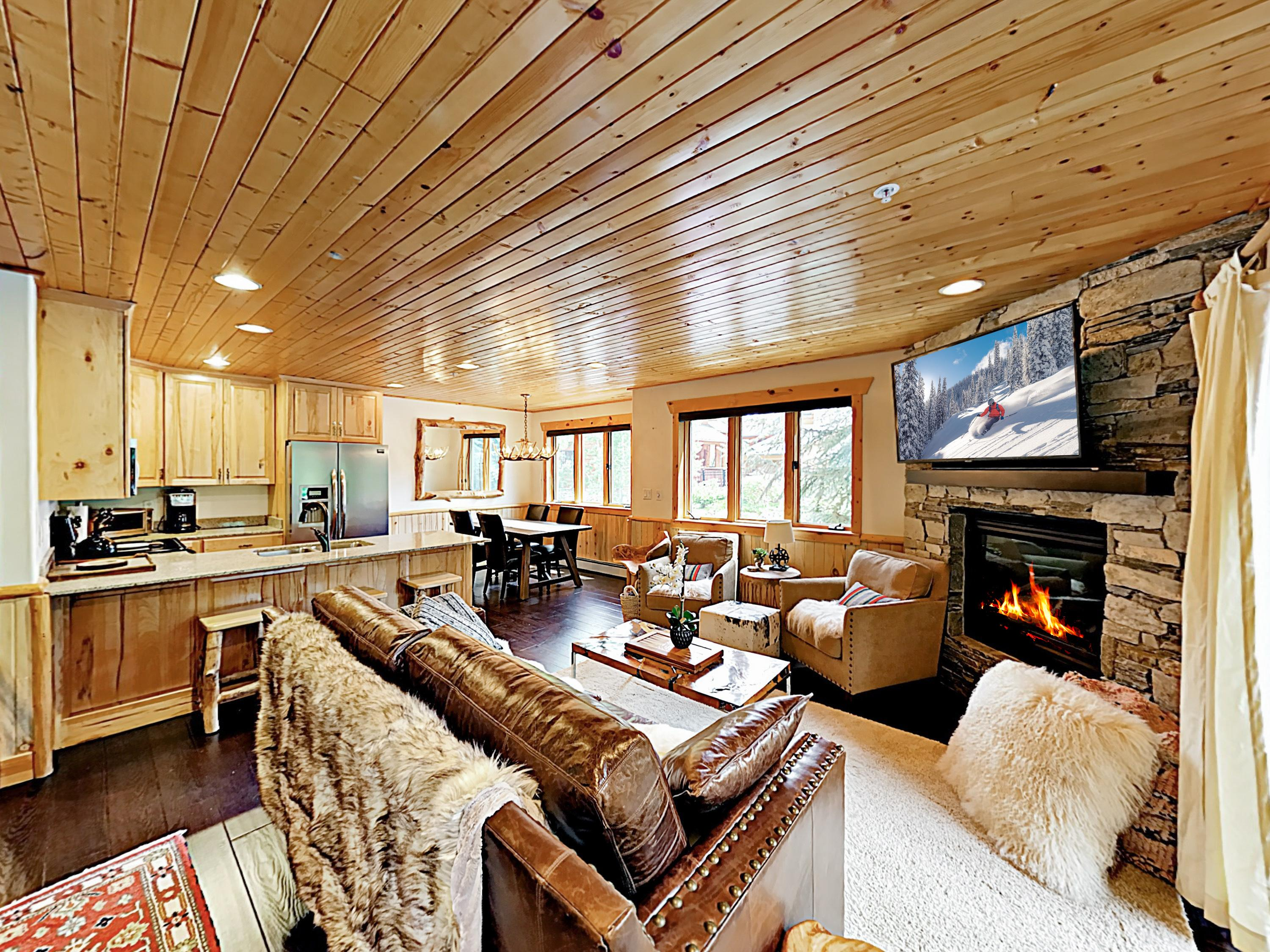 Welcome to Park City! This mountain condo is professionally managed by TurnKey Vacation Rentals.