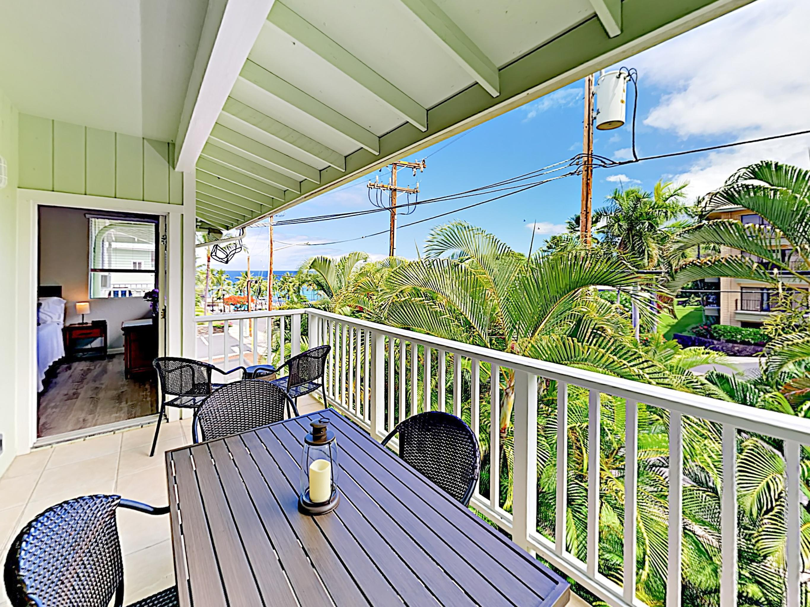 Welcome to Kailua Kona! This apartment is professionally managed by TurnKey Vacation Rentals.