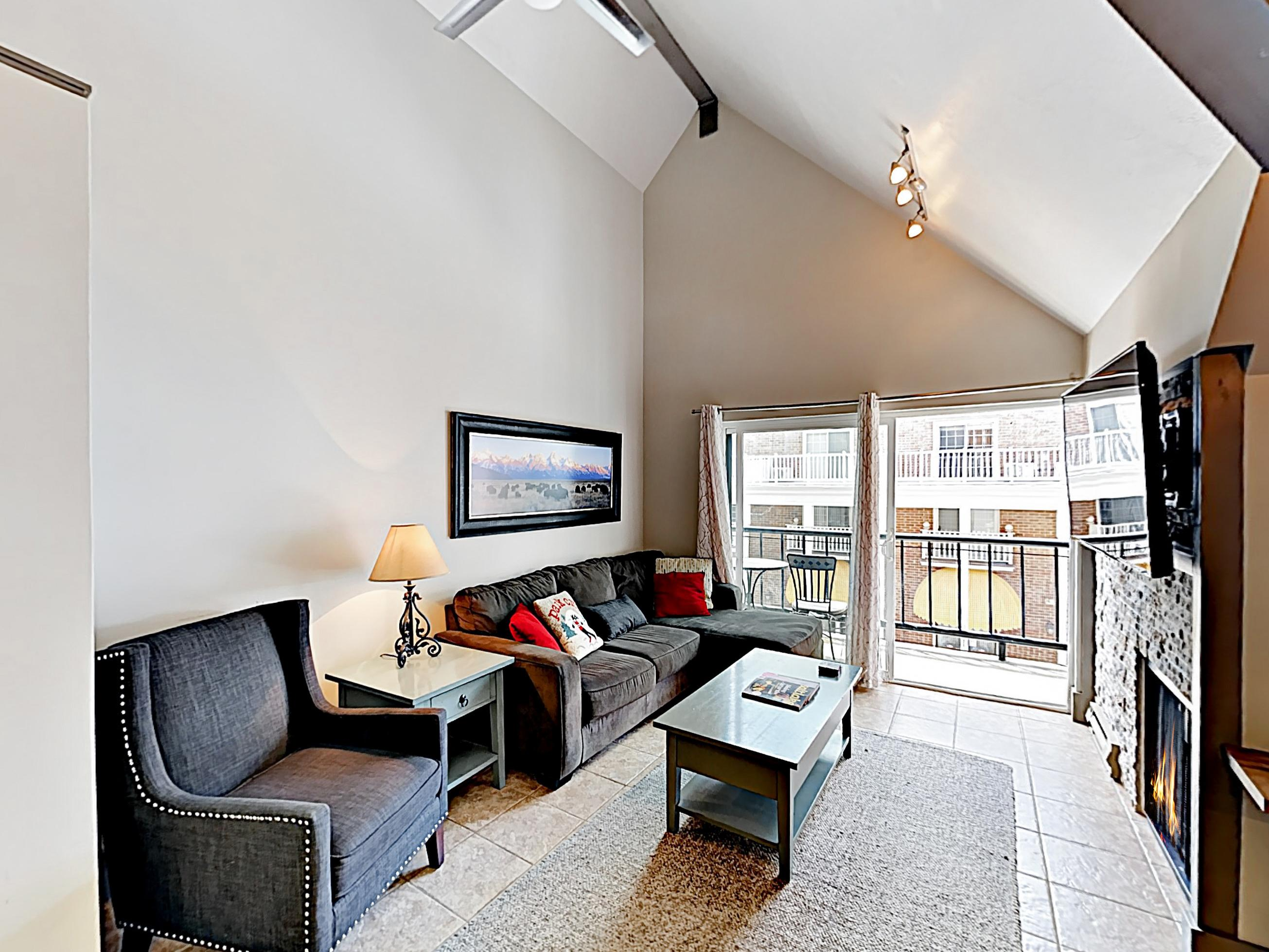Welcome to Park City! This ski-in/ski-out condo is professionally managed by TurnKey Vacation Rentals.