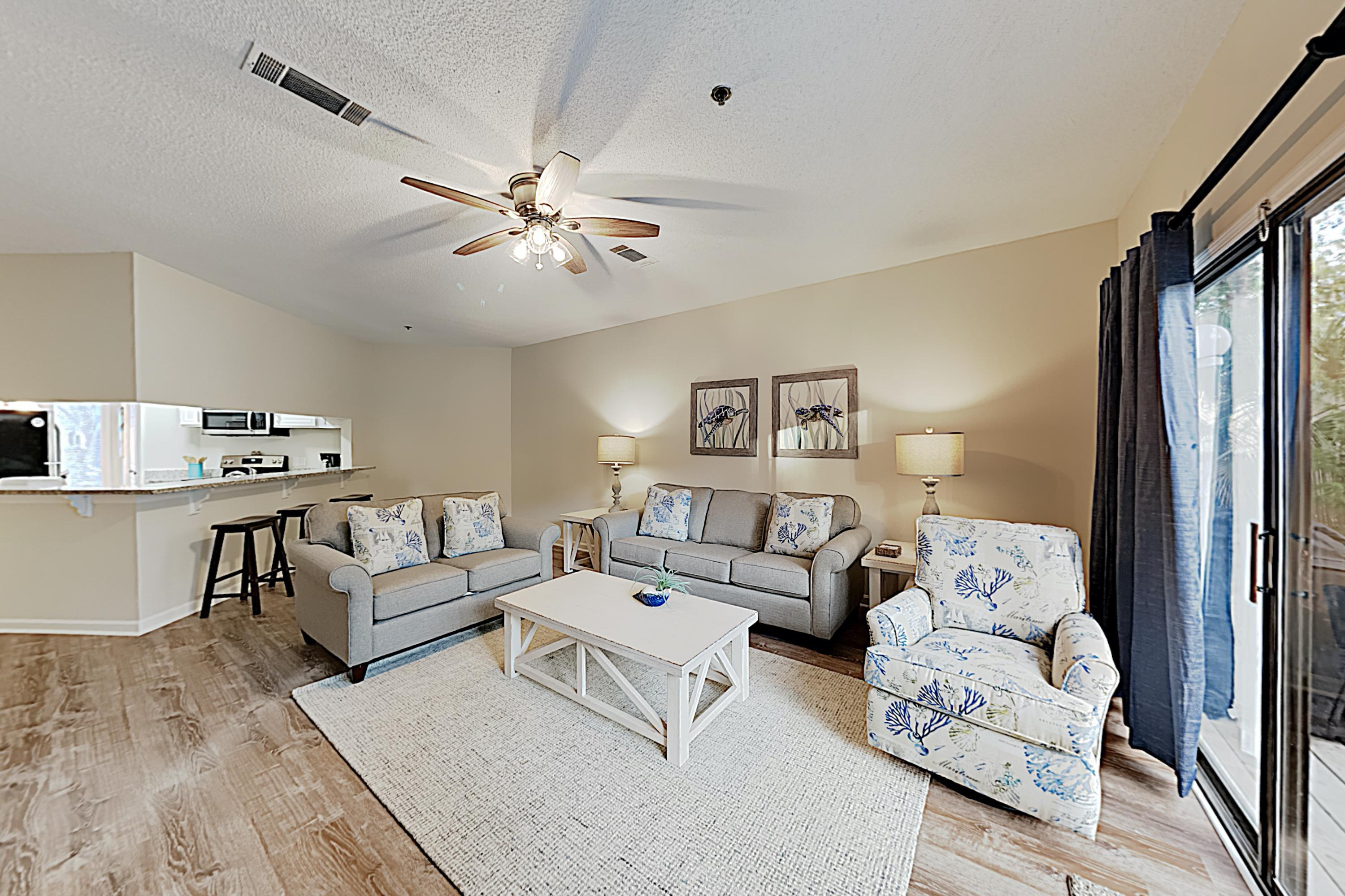 Welcome to Hilton Head Island! This Ocean Breeze townhome is professionally managed by TurnKey Vacation Rentals.