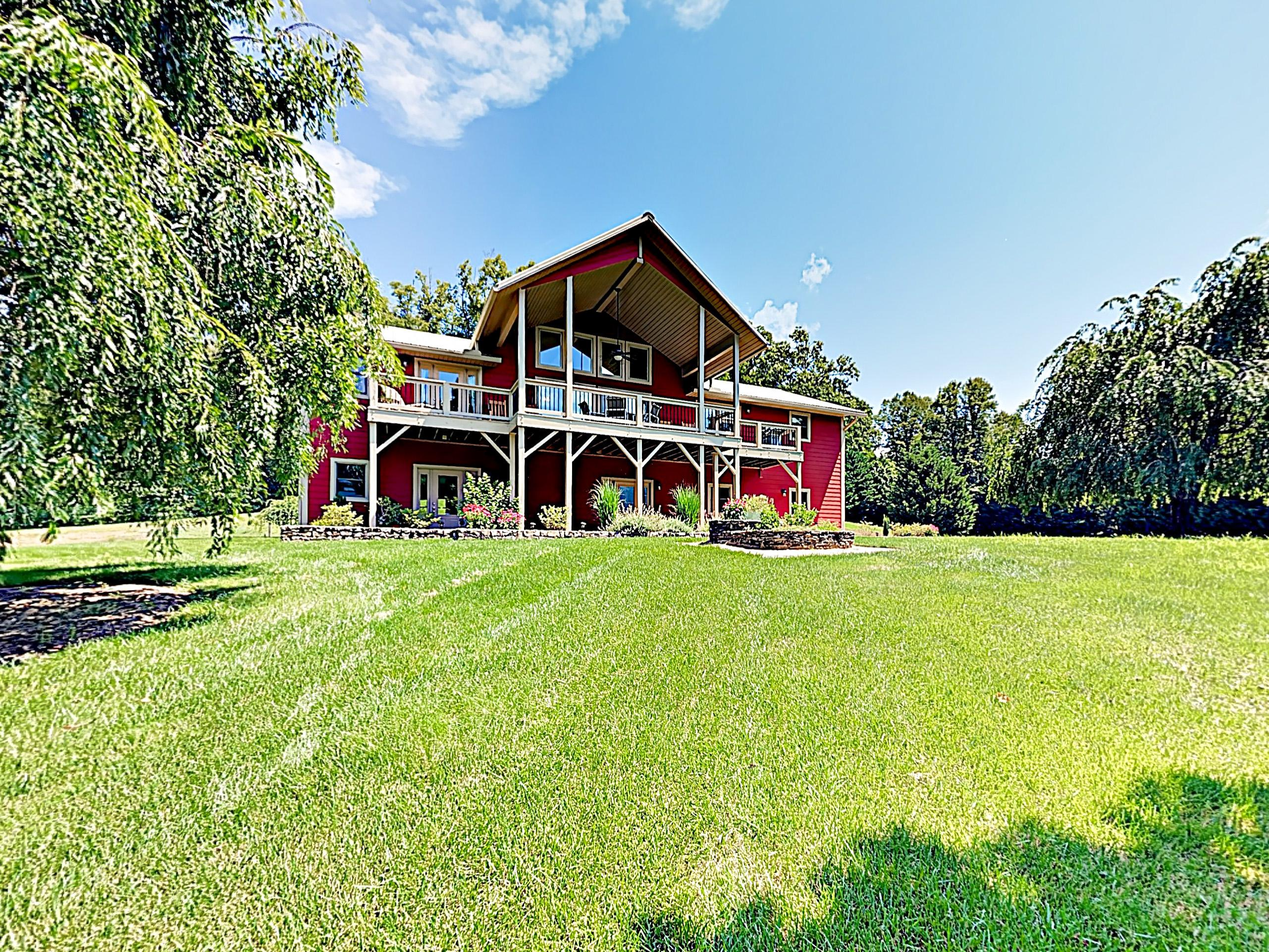 Welcome to Swannanoa! This home is professionally managed by TurnKey Vacation Rentals.
