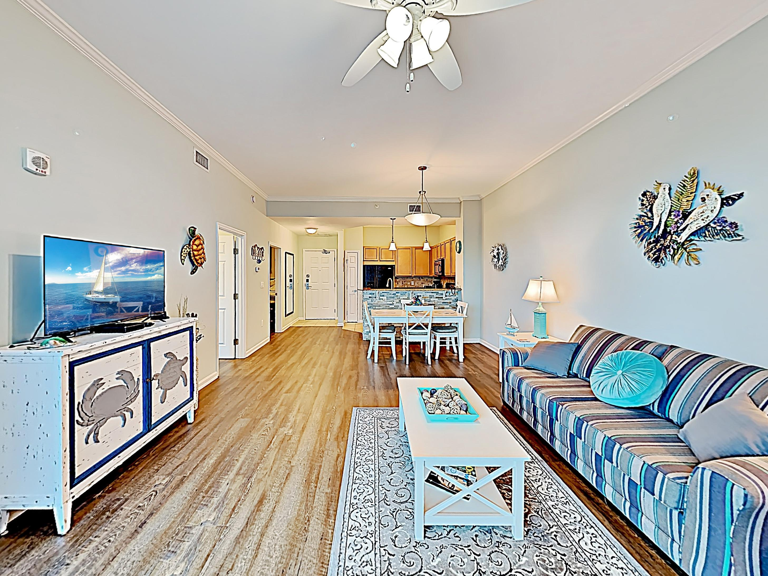 Welcome to The Palms of Destin Resort! This condo is professionally managed by TurnKey Vacation Rentals.