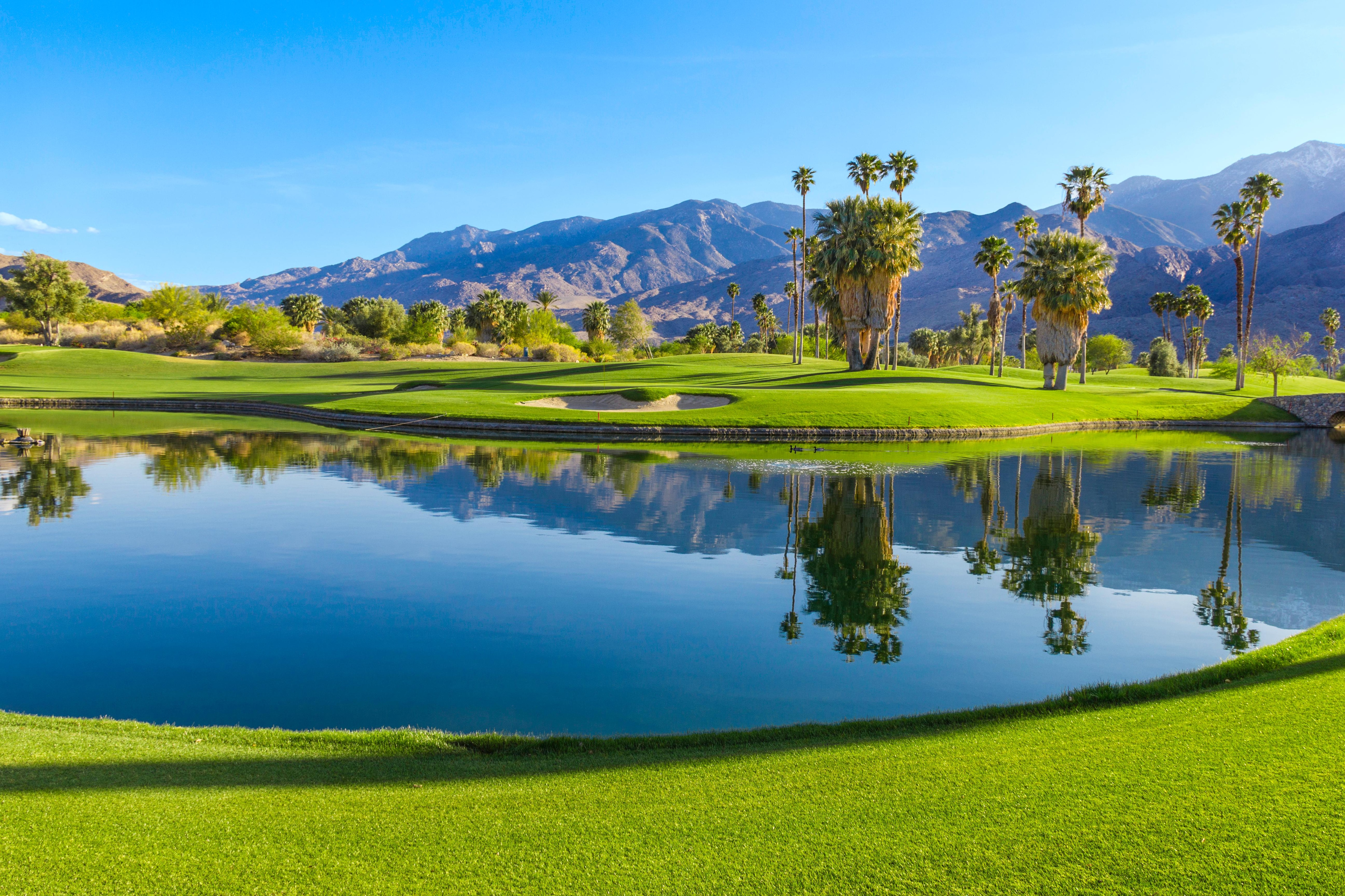Your quiet residential location is a short drive away from several fantastic golf courses.
