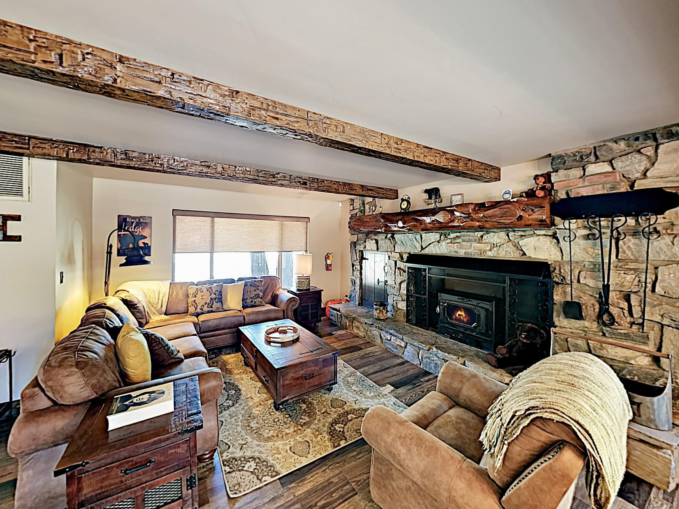 Welcome to Big Bear Lake! Eagle Point Retreat is professionally managed by TurnKey Vacation Rentals.