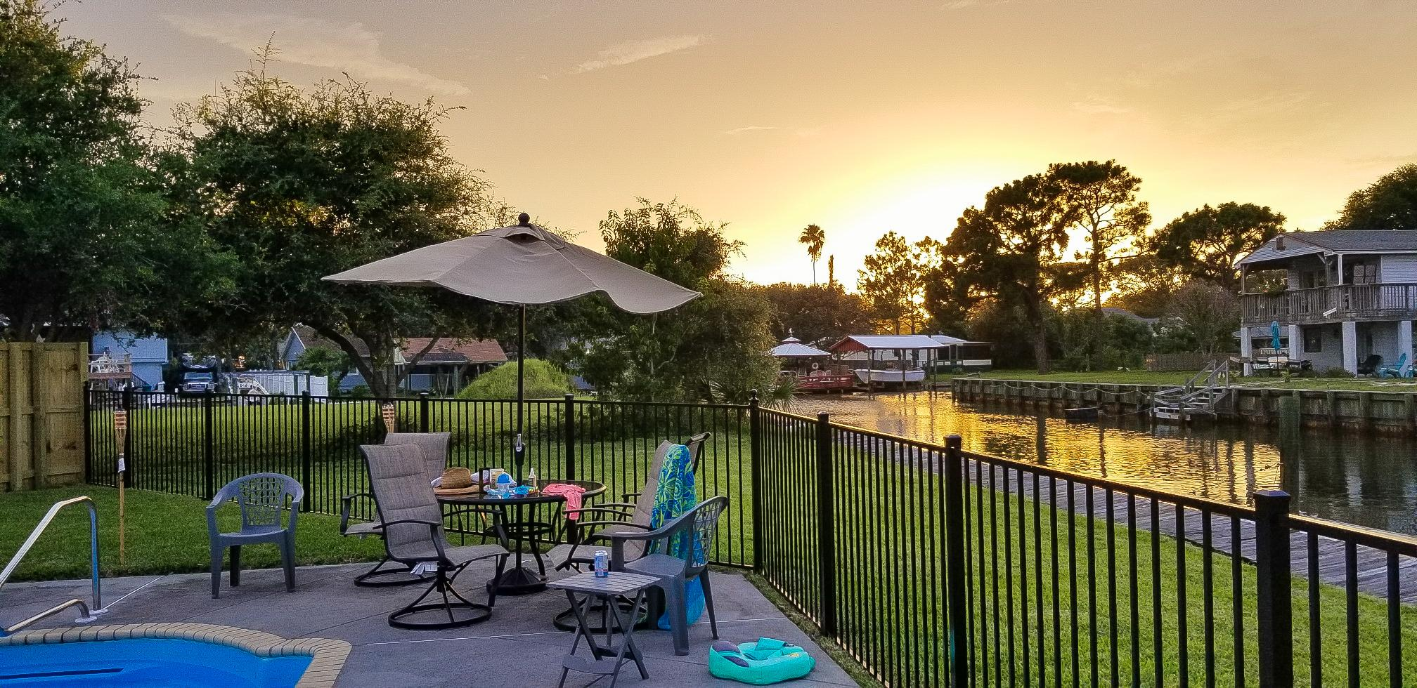 New Listing! Canal-Front Retreat w/ Private Pool
