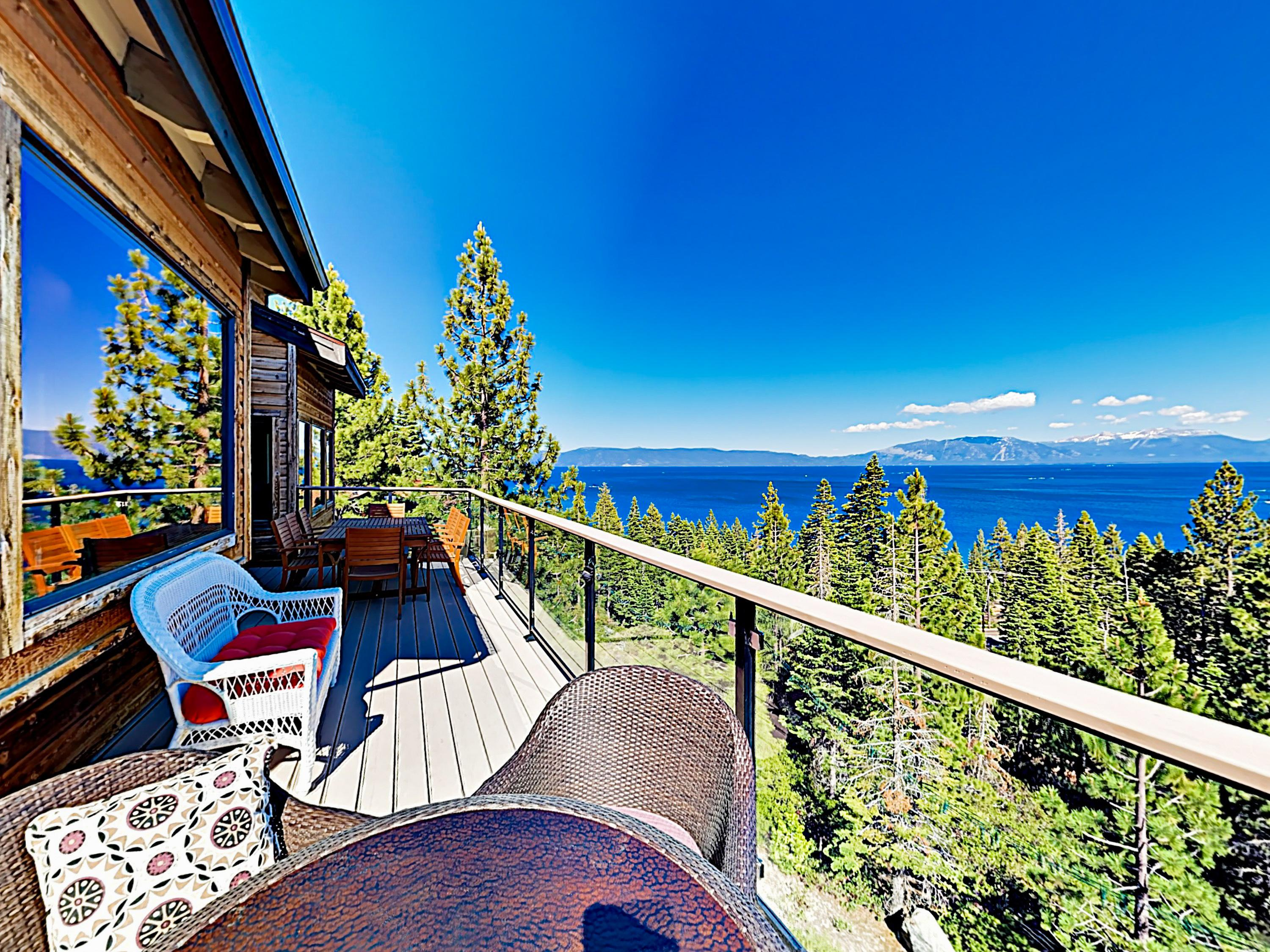 Welcome to Tahoma! This dream home is professionally managed by TurnKey Vacation Rentals.