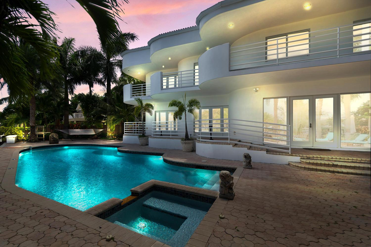 Welcome to Sunrise Key! This luxury home is professionally managed by TurnKey Vacation Rentals.
