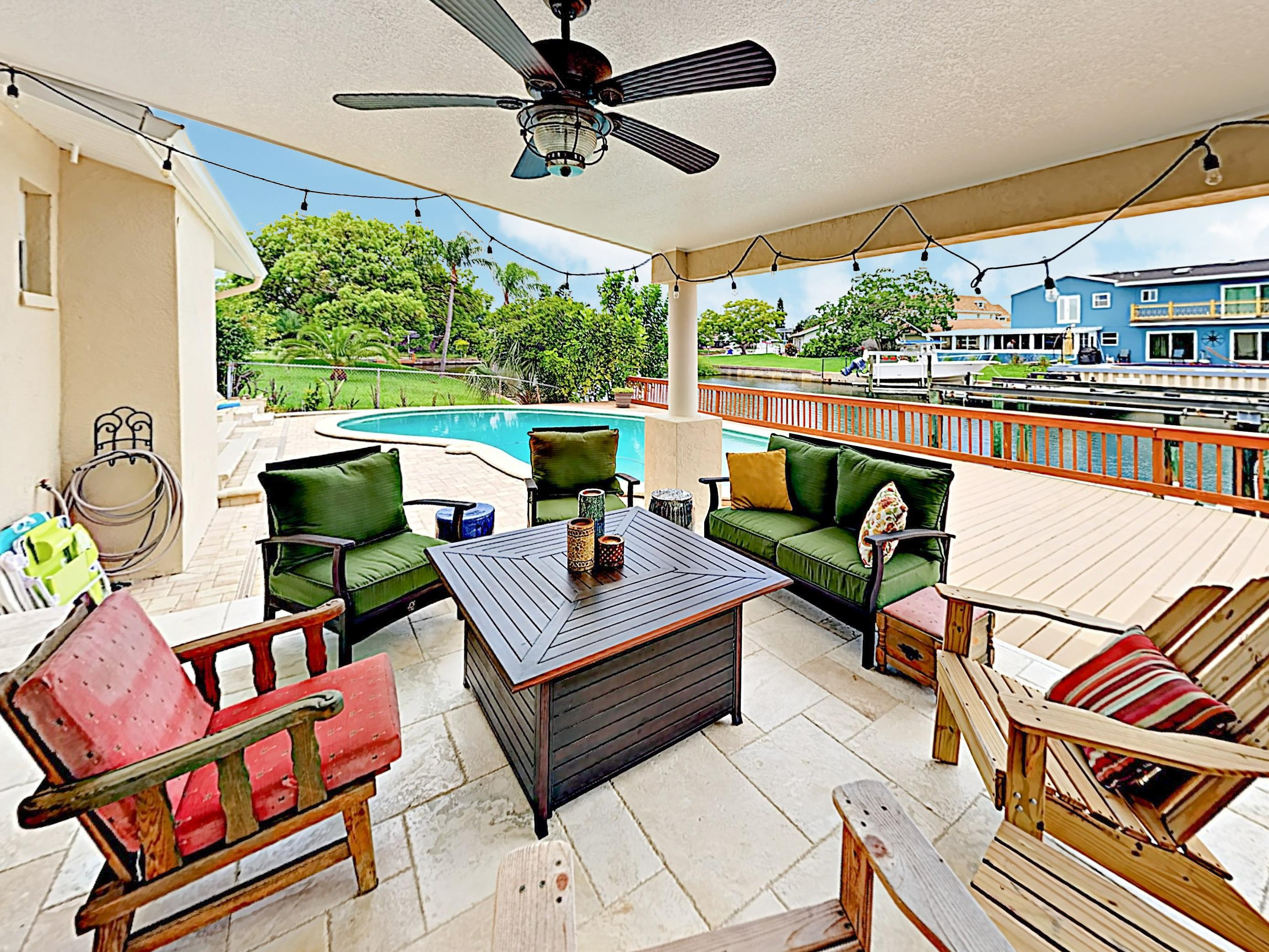 Welcome to Tampa! This home is professionally managed by TurnKey Vacation Rentals.