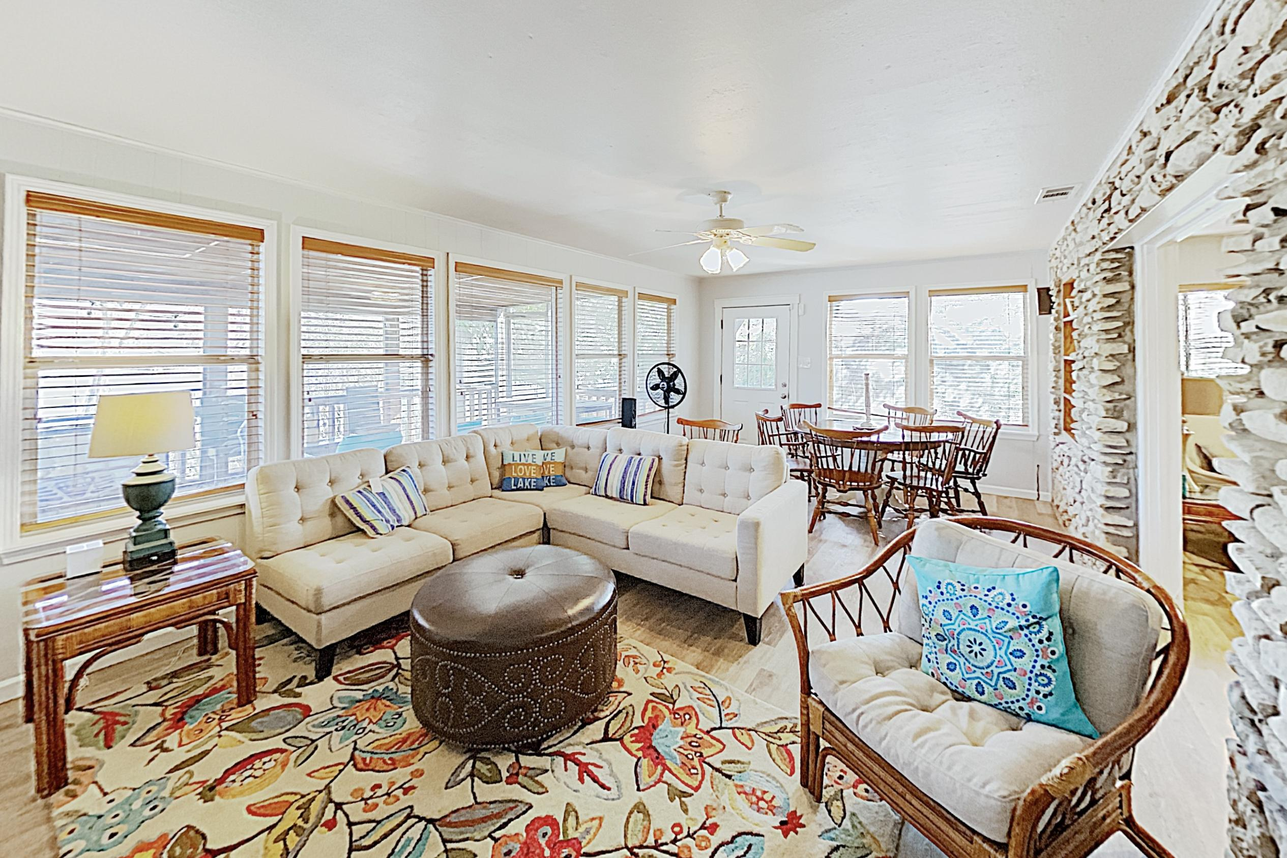 Welcome to Kingsland! This oasis on Lake LBJ is professionally managed by TurnKey Vacation Rentals.