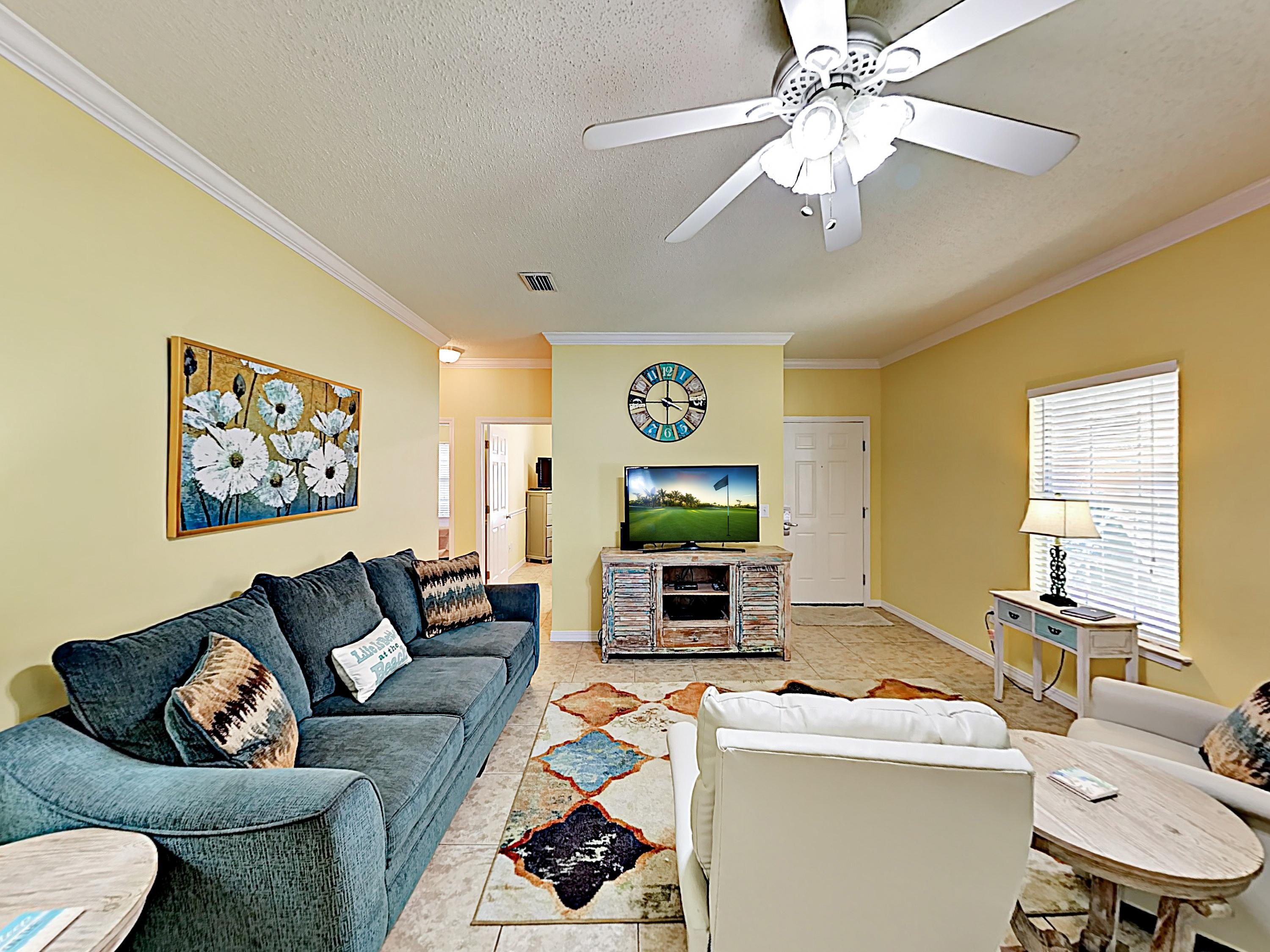 Welcome to Orange Beach! This retreat is professionally managed by TurnKey Vacation Rentals.