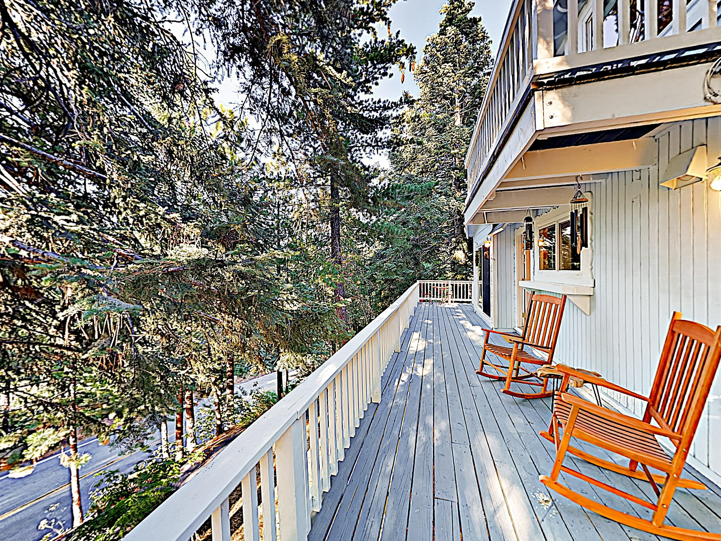 "Property Image 2 - Charming ""Magnolia Pines"" Home with Expansive Wrap around Deck"