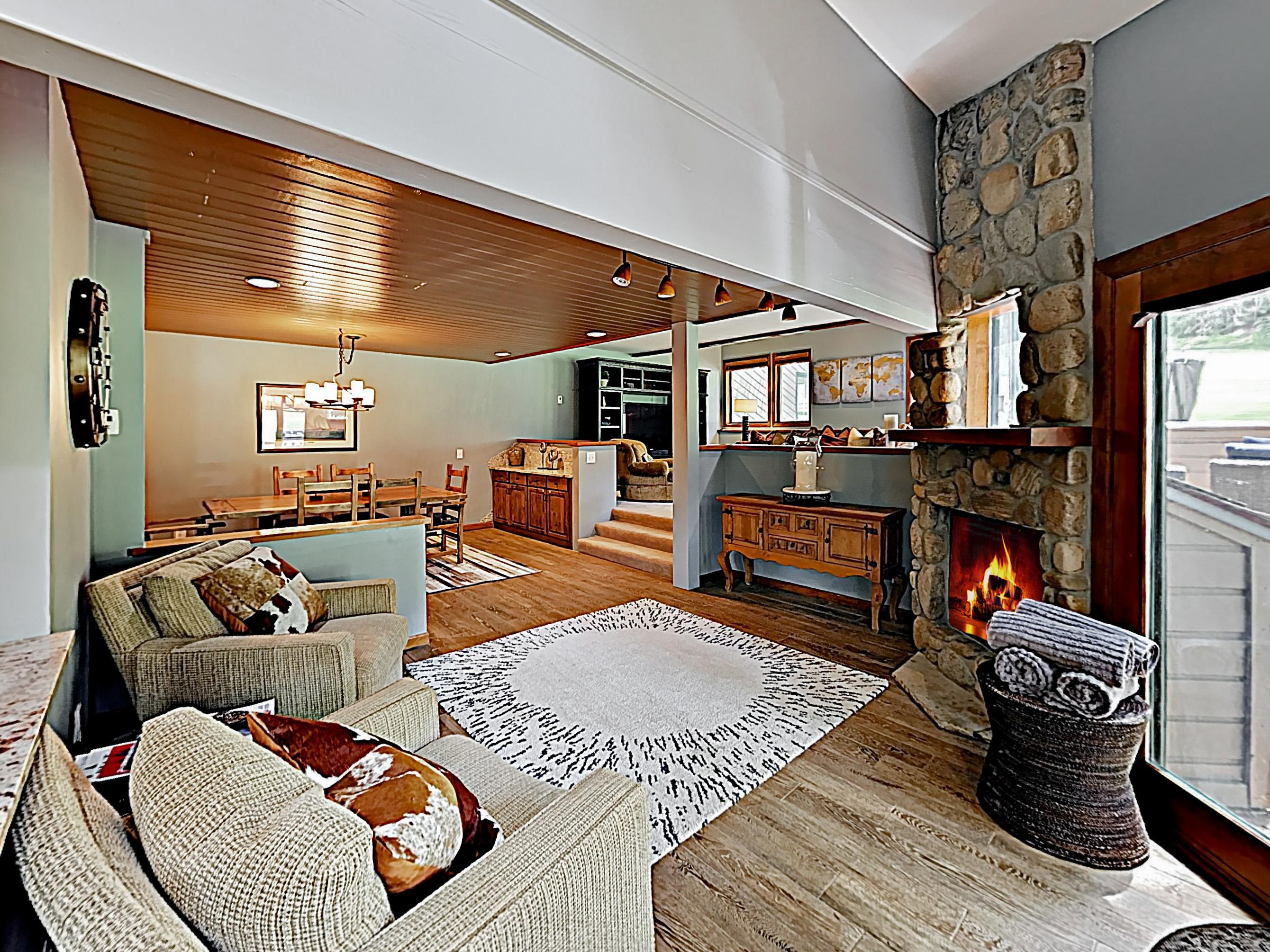 Welcome to Eagle-Vail! This townhome is professionally managed by TurnKey Vacation Rentals.