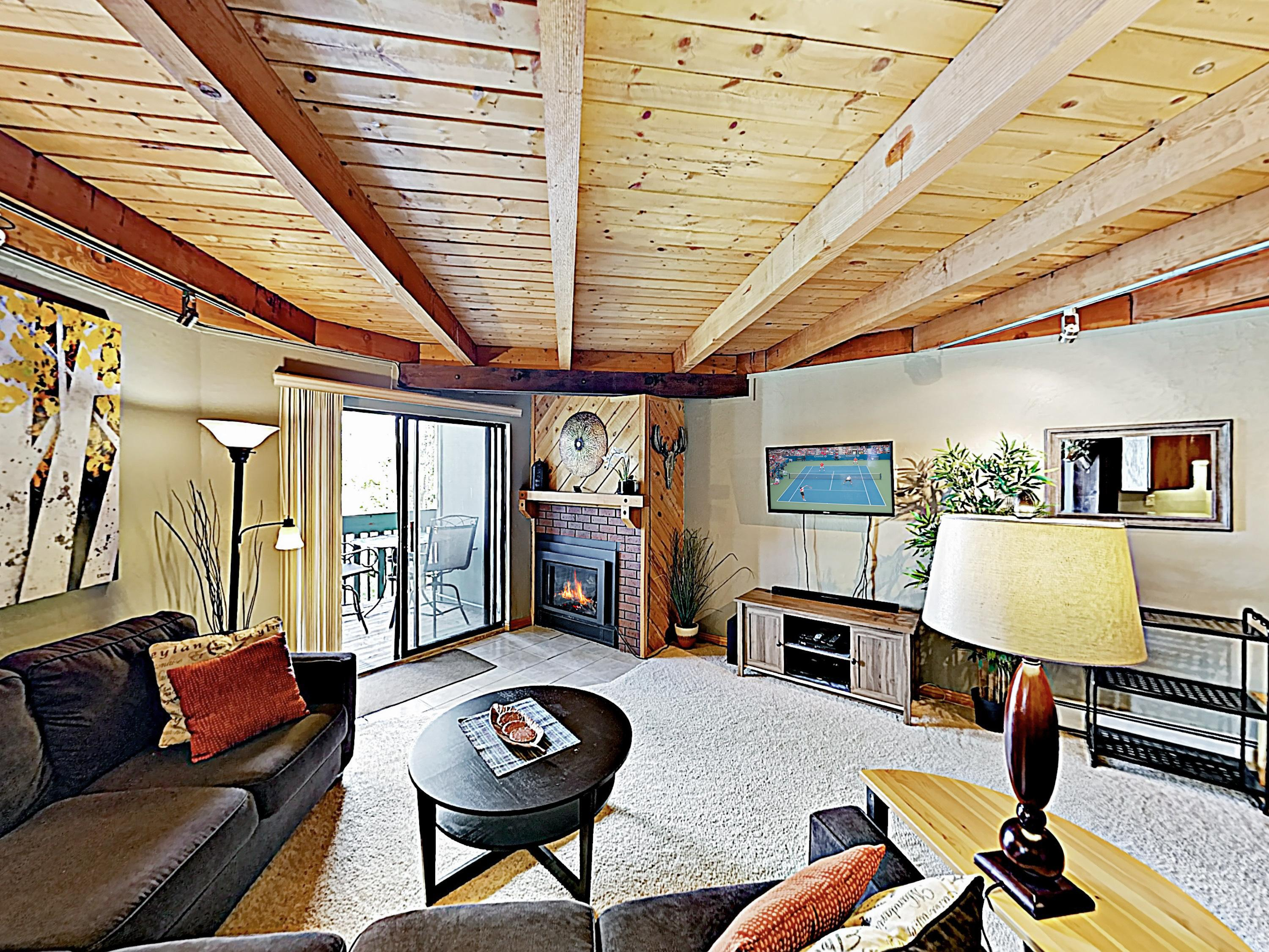 Welcome to Silverthorne! This condo is professionally managed by TurnKey Vacation Rentals