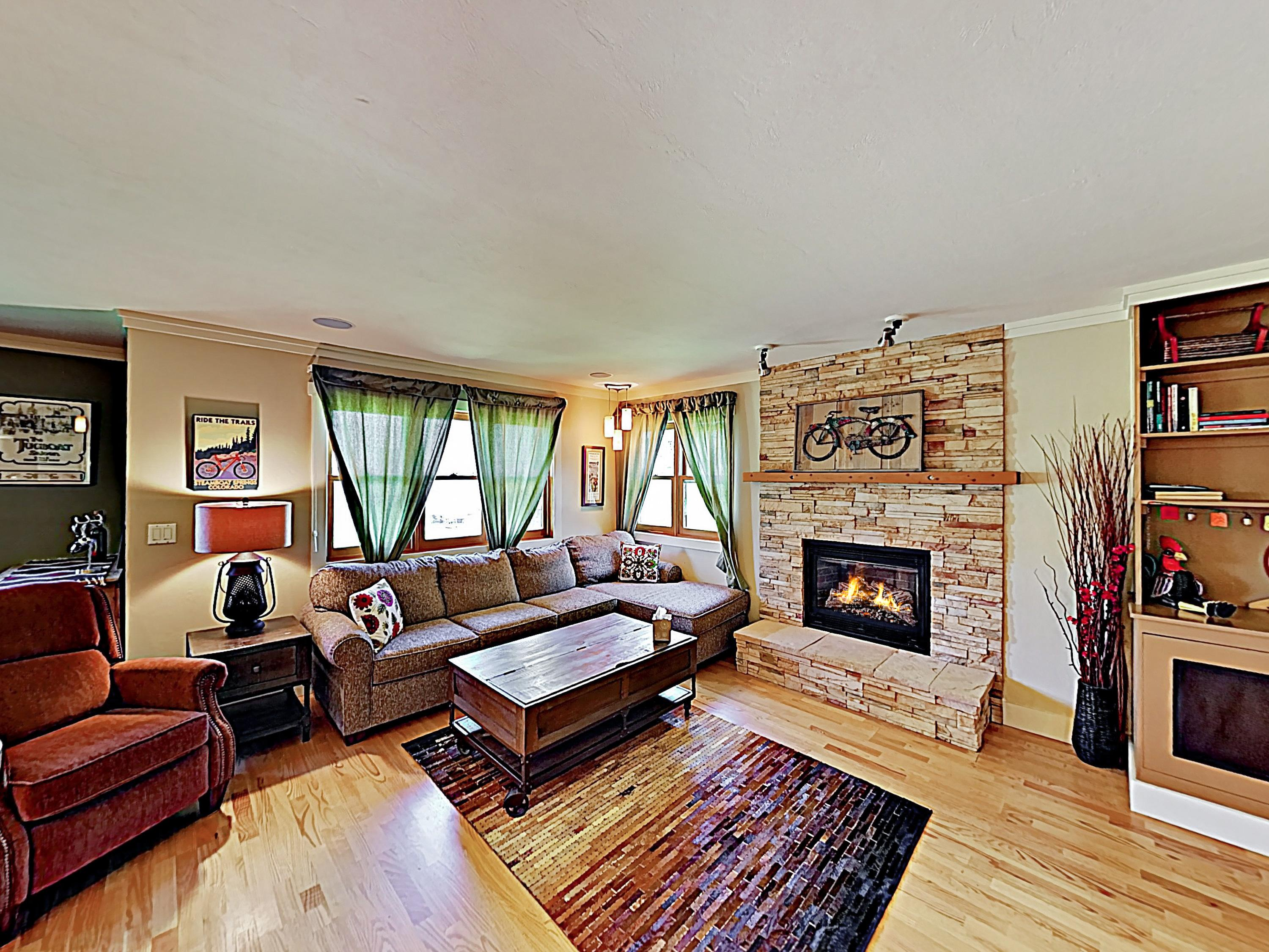 Welcome to Steamboat Springs! This beautifully updated condo is professionally managed by TurnKey Vacation Rentals.