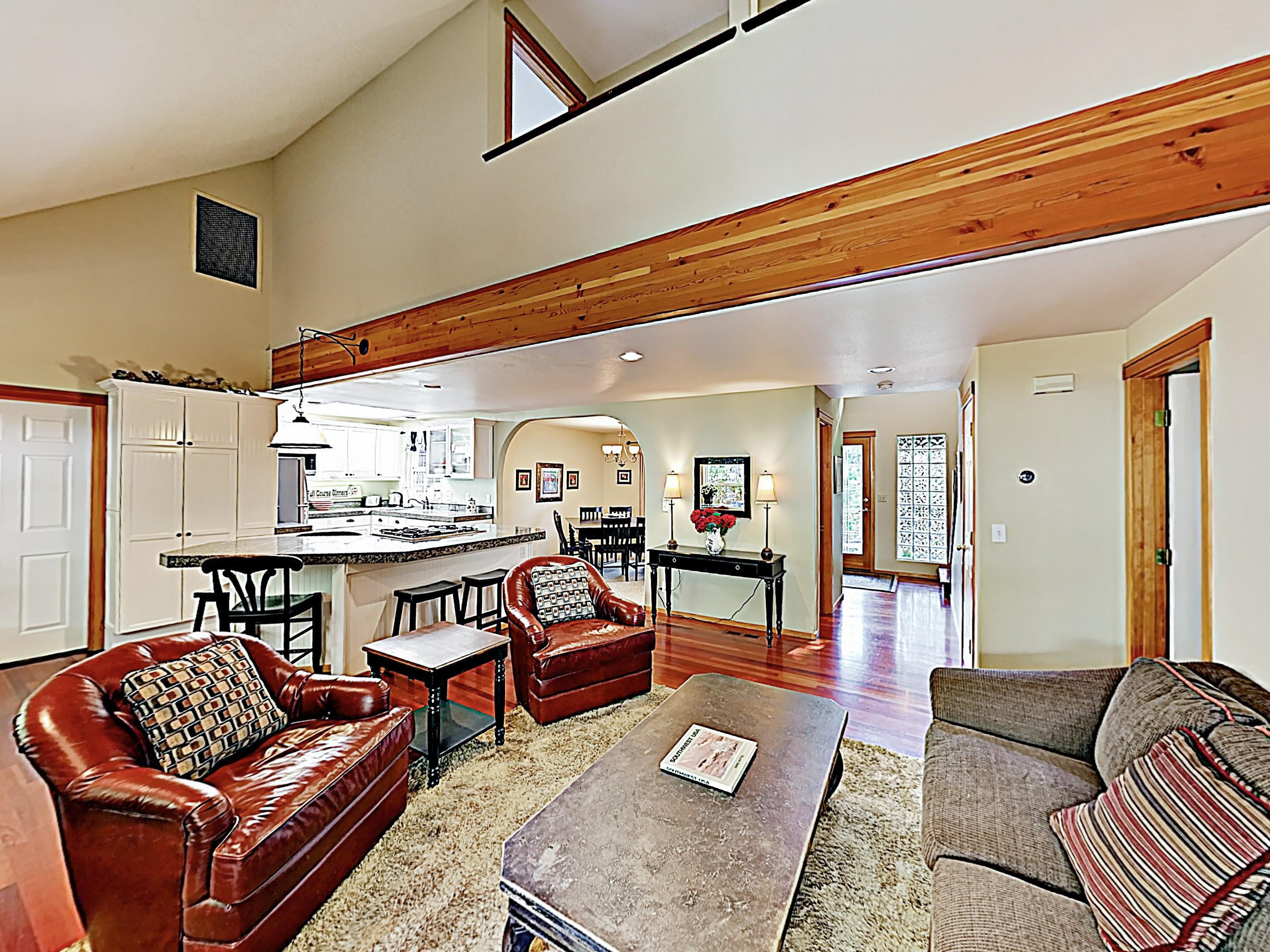 Welcome to Bend! This home is professionally managed by TurnKey Vacation Rentals.