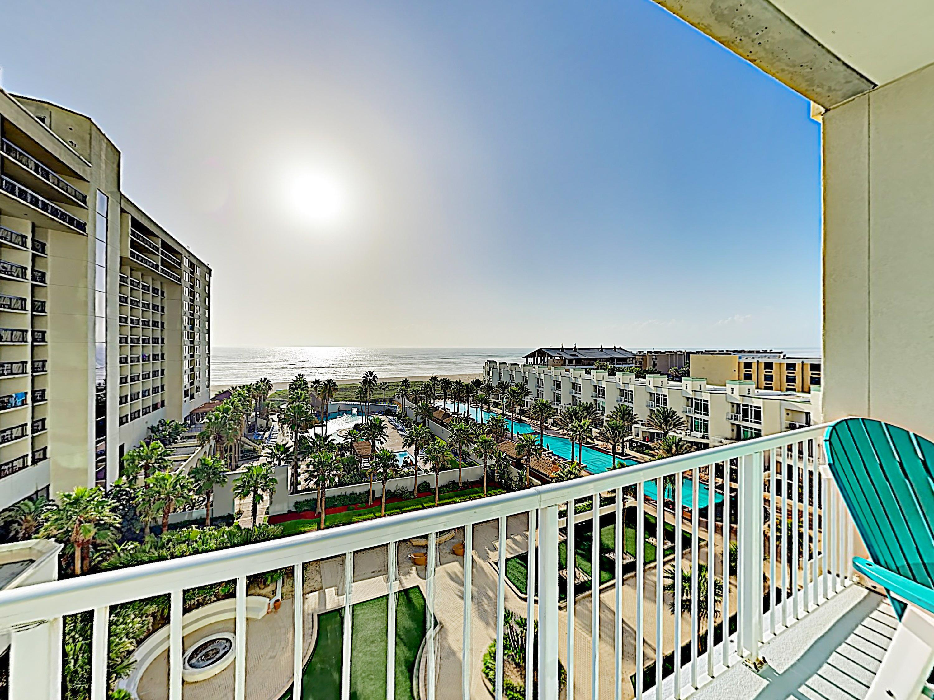 Property Image 1 - Sapphire Towers Condo with Gulf Views and Two Balconies