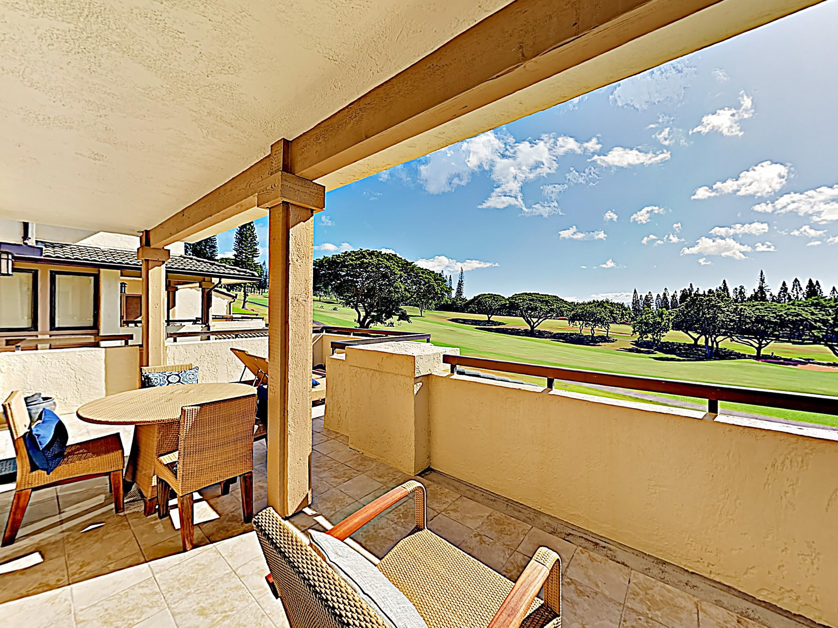 Welcome to Kapalua! This condo is professionally managed by TurnKey Vacation Rentals.