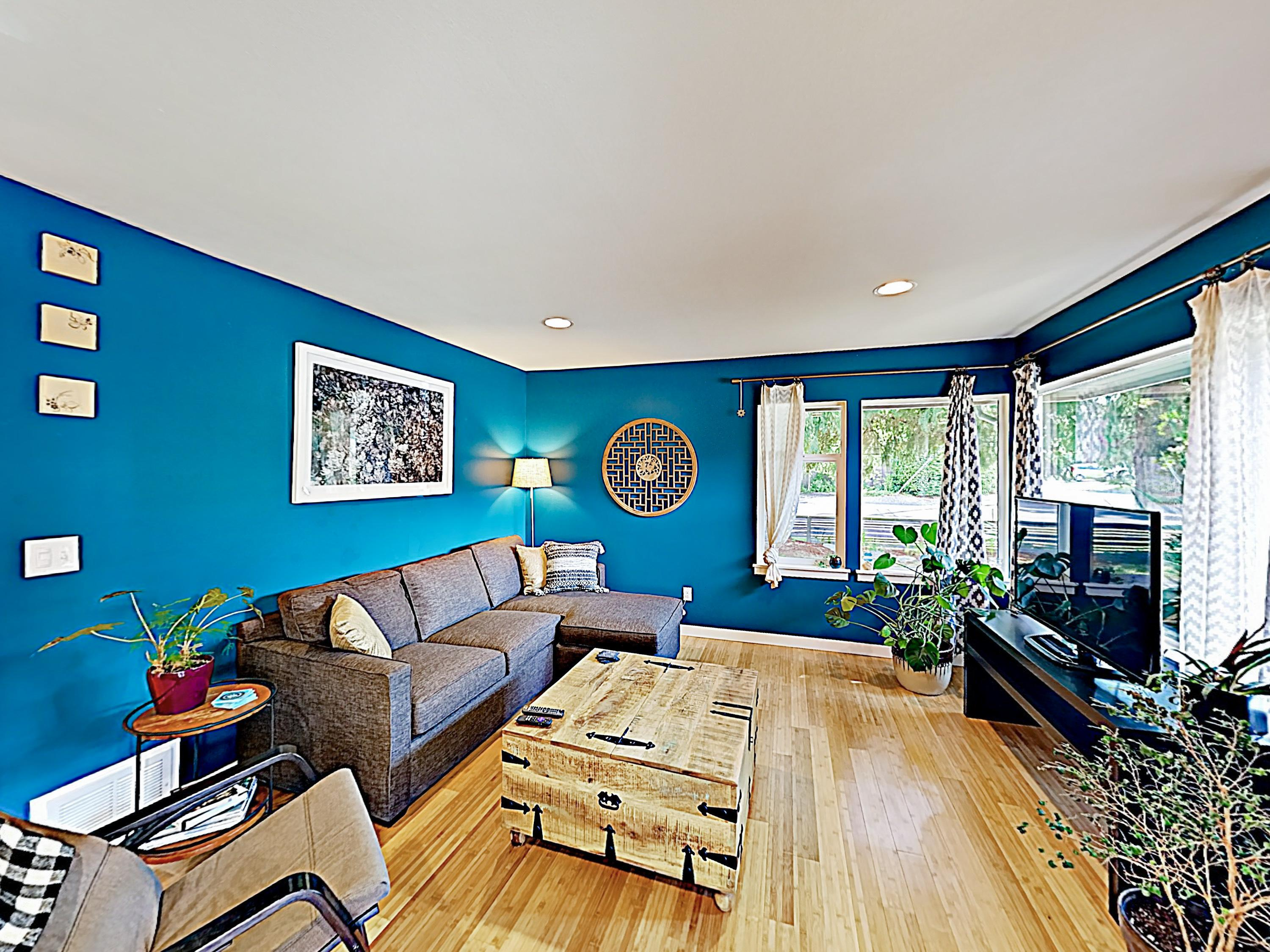 Welcome to Seattle! This home is professionally managed by TurnKey Vacation Rentals.