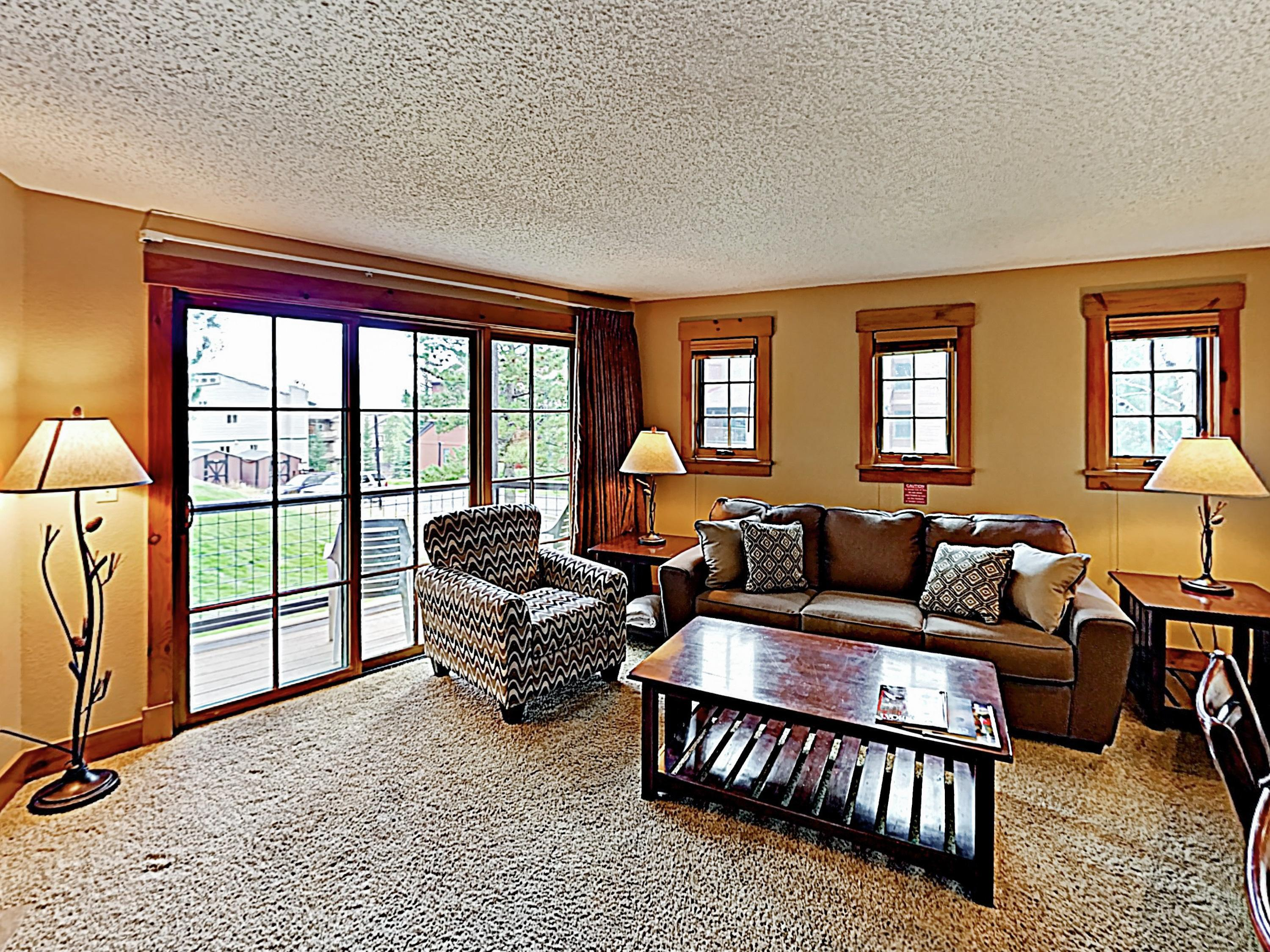 Welcome to Steamboat Springs! This condo is professionally managed by TurnKey Vacation Rentals.
