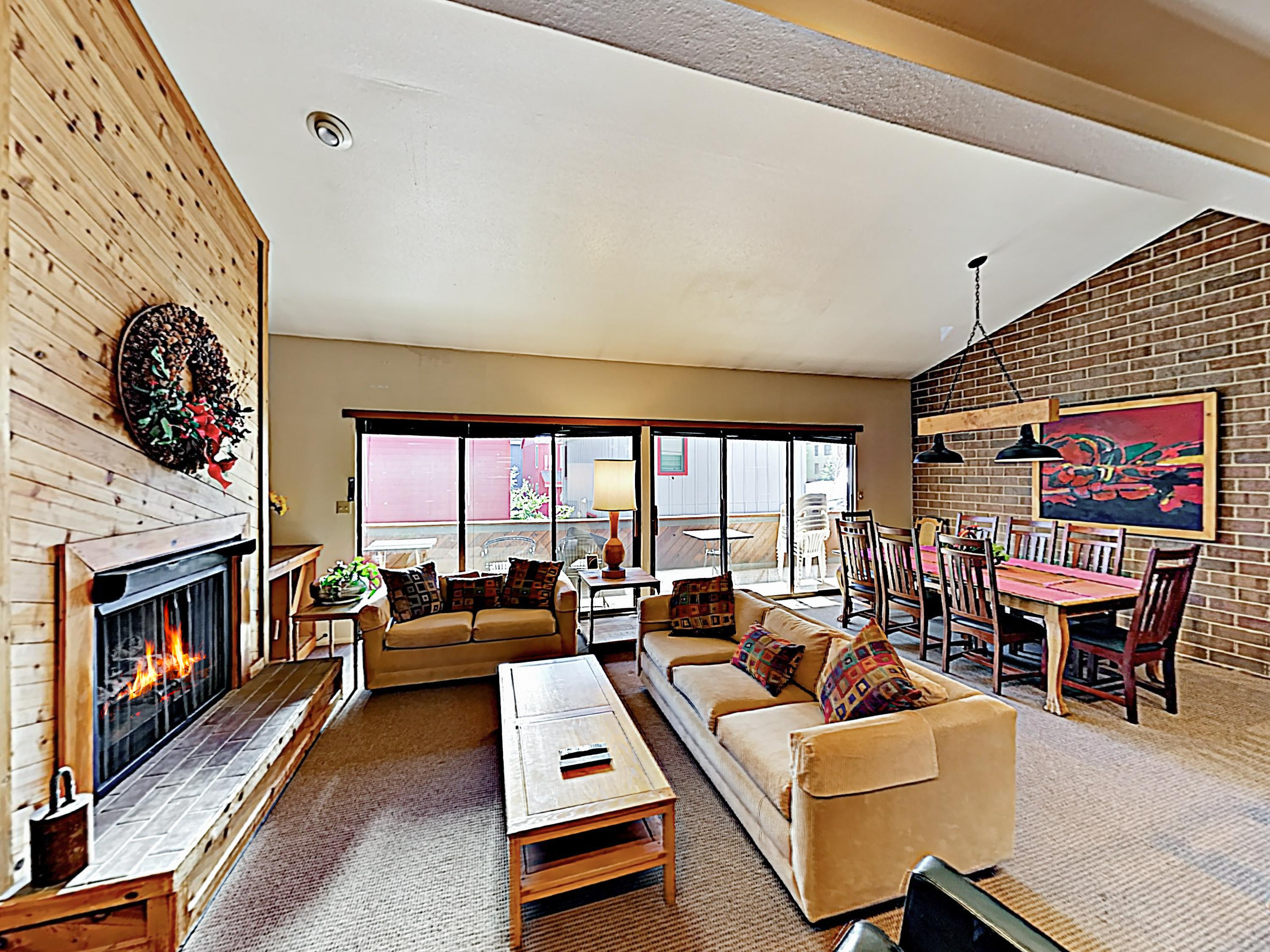 Welcome to Park City! This townhome is professionally managed by TurnKey Vacation Rentals.