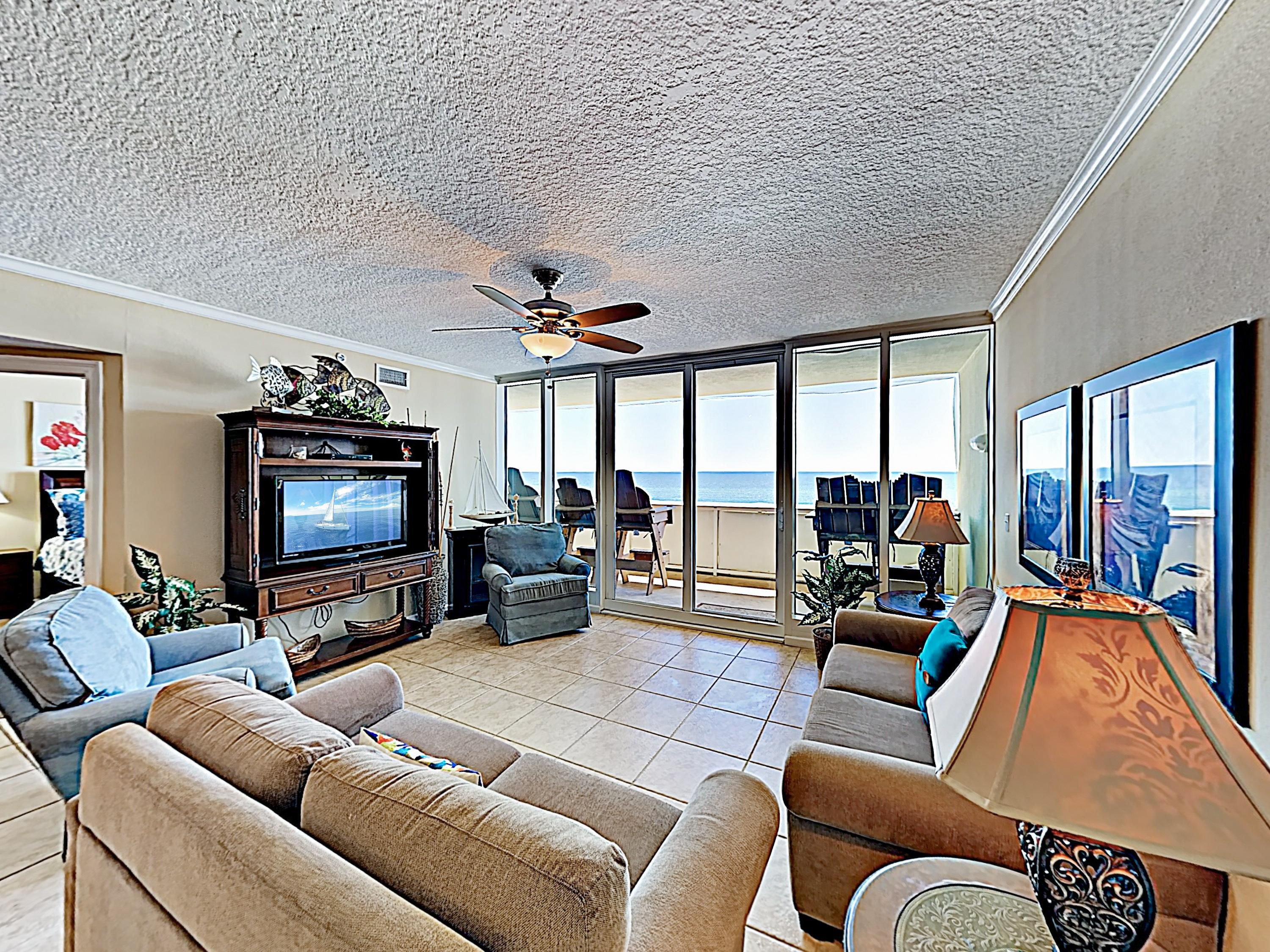 Welcome to Gulf Shores! This beachfront condo is professionally managed by TurnKey Vacation Rentals.