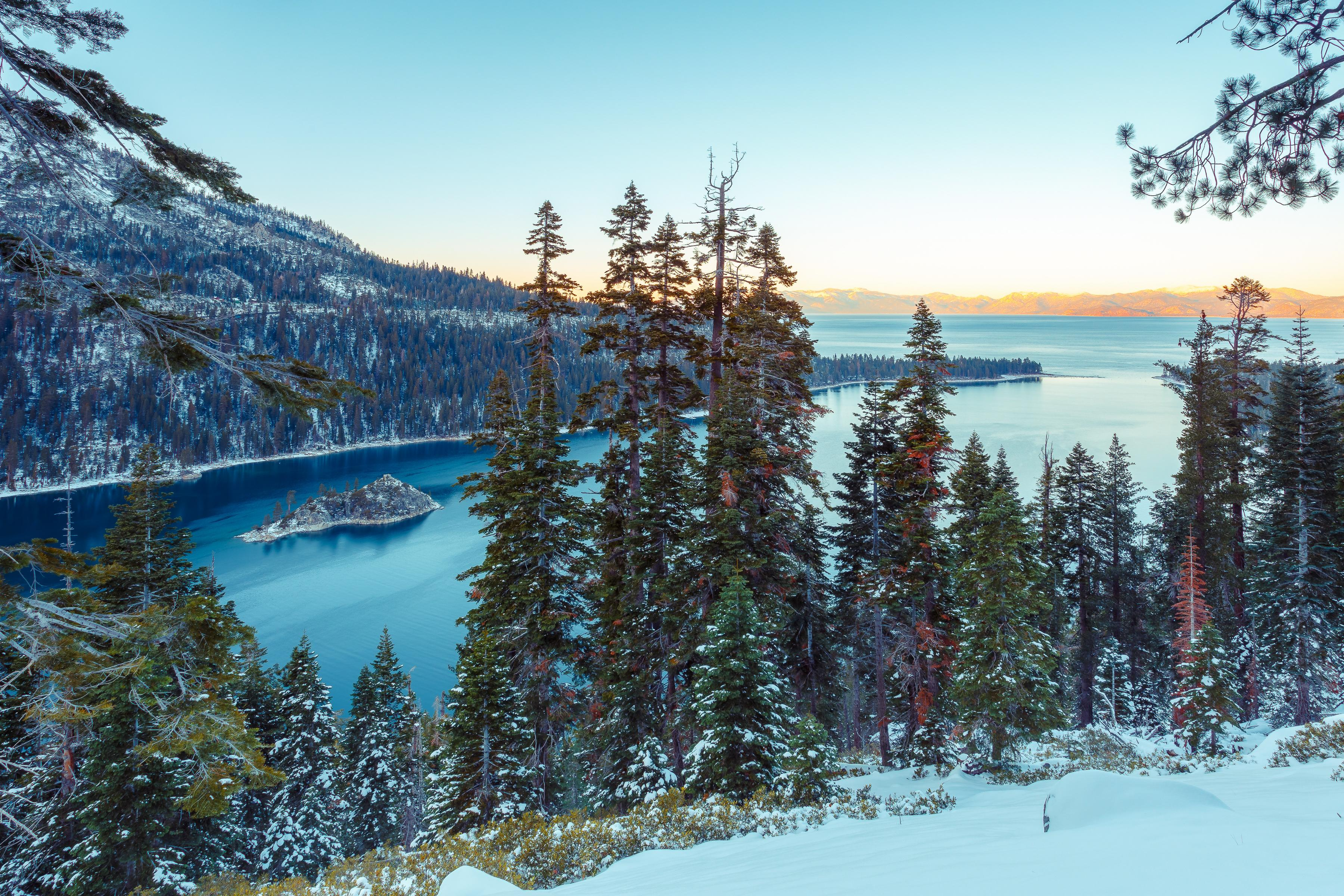 South Lake Tahoe offers exciting mountain adventures in all seasons.