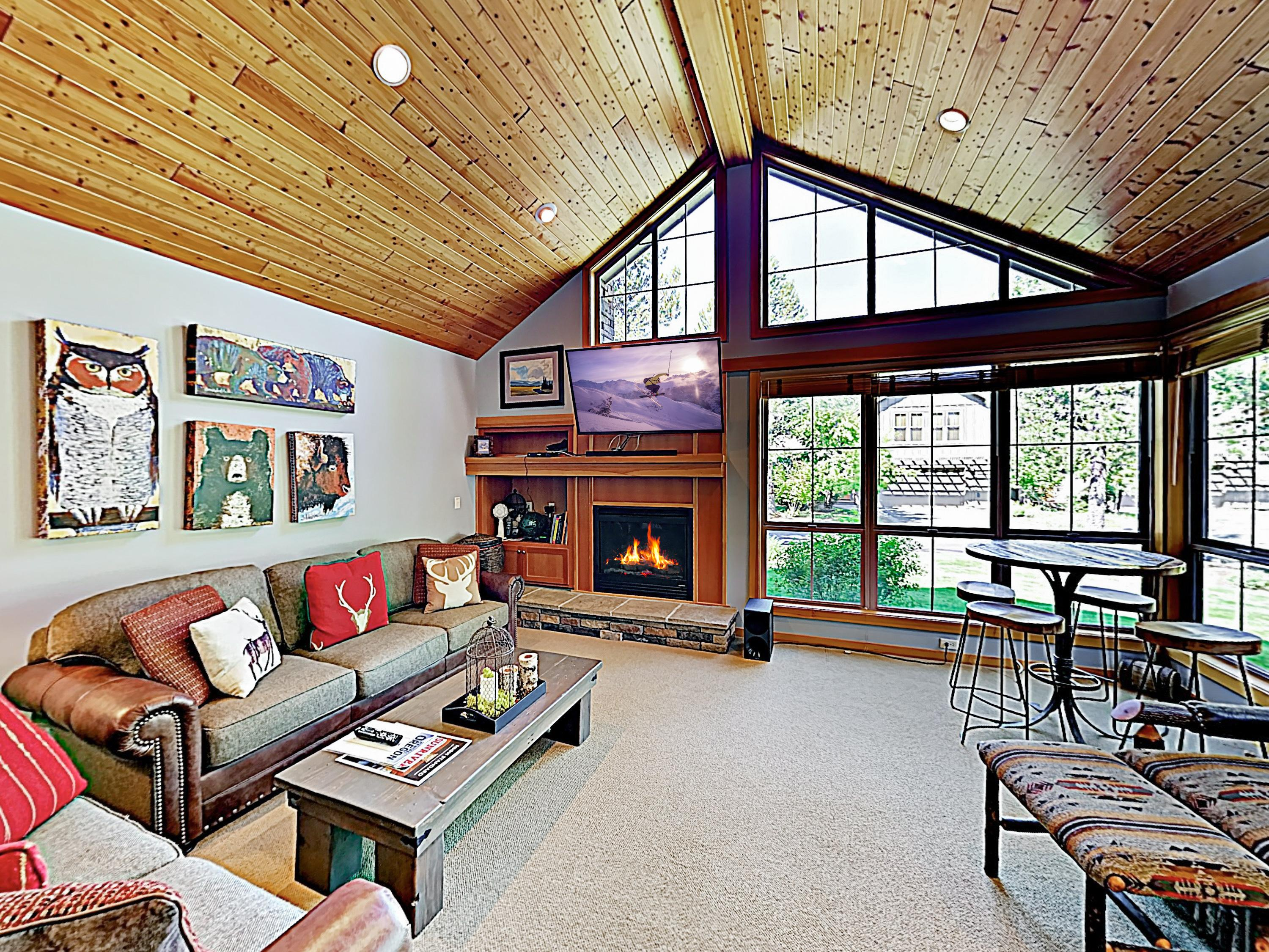 "Welcome to Sunriver! ""44 Freemont Crossing"" is professionally managed by TurnKey Vacation Rentals."
