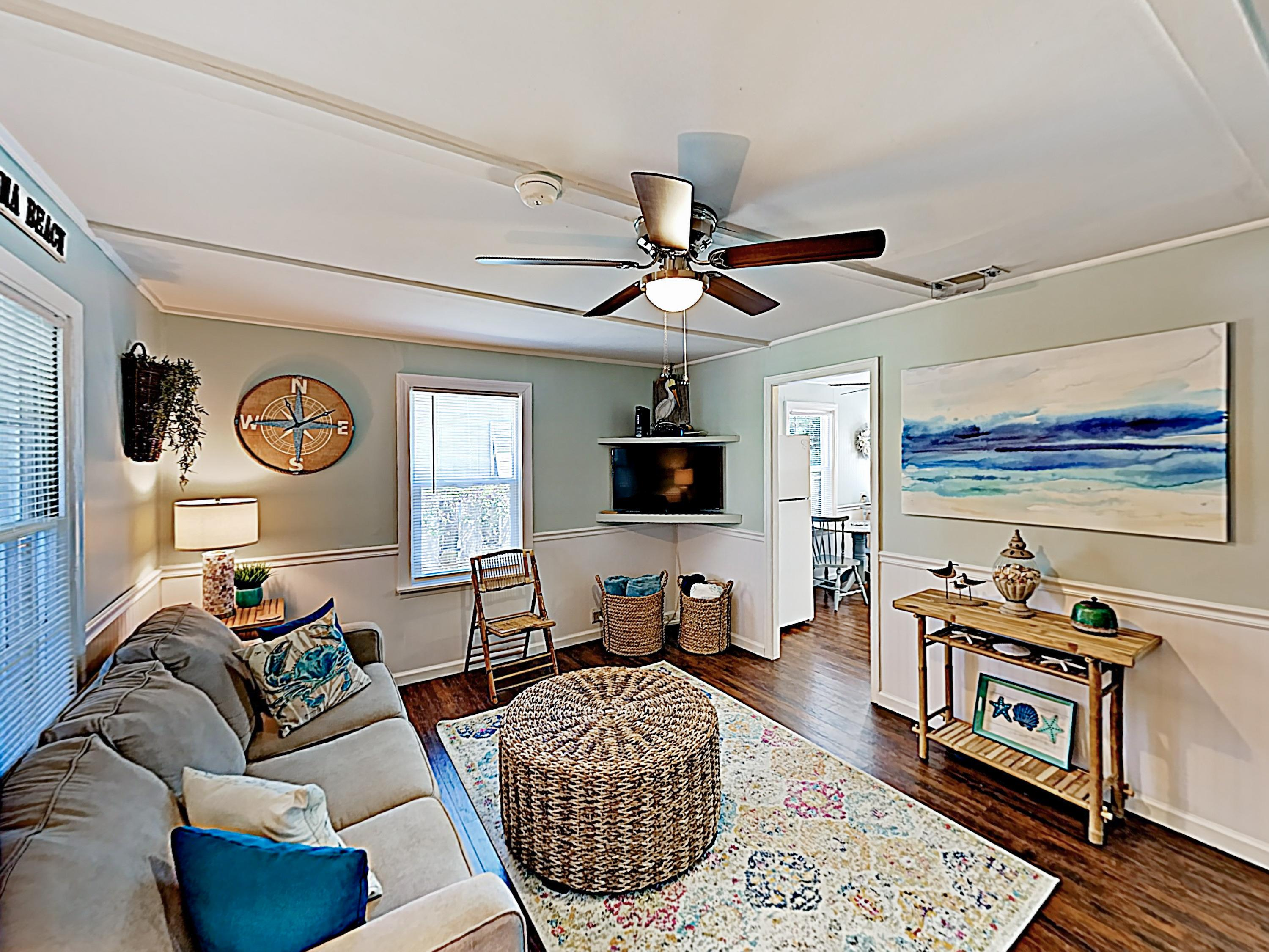 Welcome to Panama City Beach! This home is professionally managed by TurnKey Vacation Rentals.