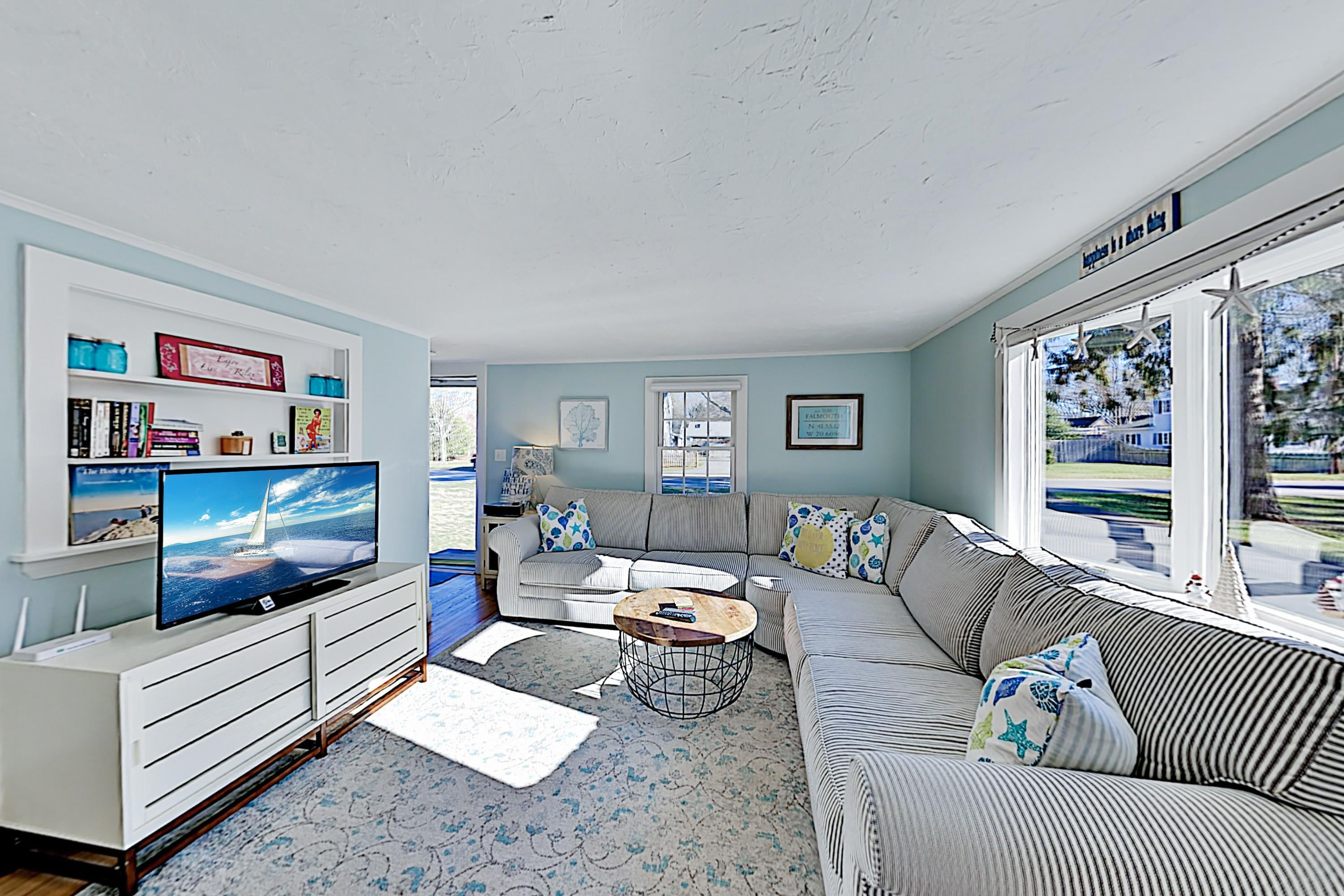 Welcome to Falmouth Heights! This home is professionally managed by TurnKey Vacation Rentals.