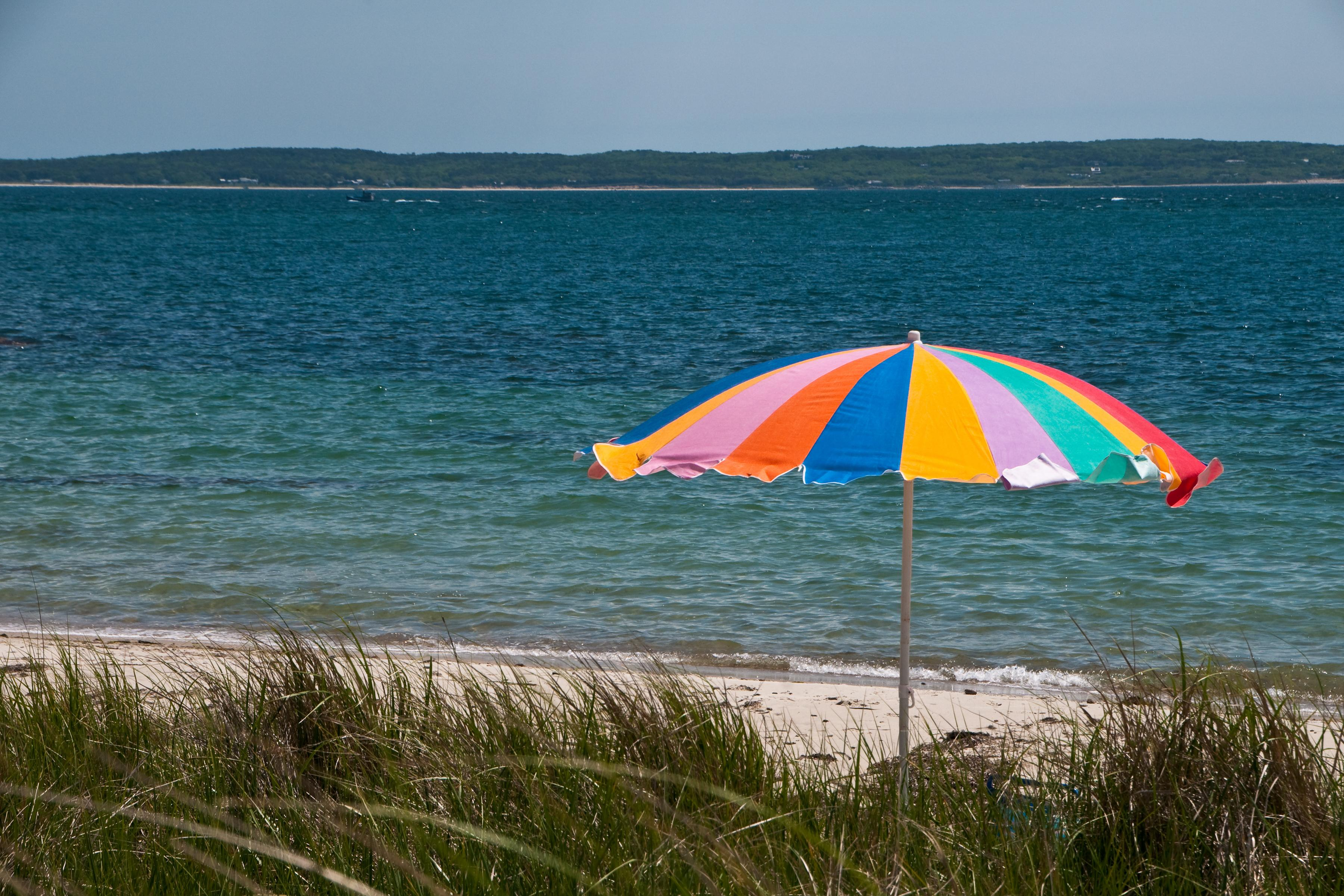 Stroll to Falmouth Heights Town Beach for tranquil days along the Vineyard Sound.