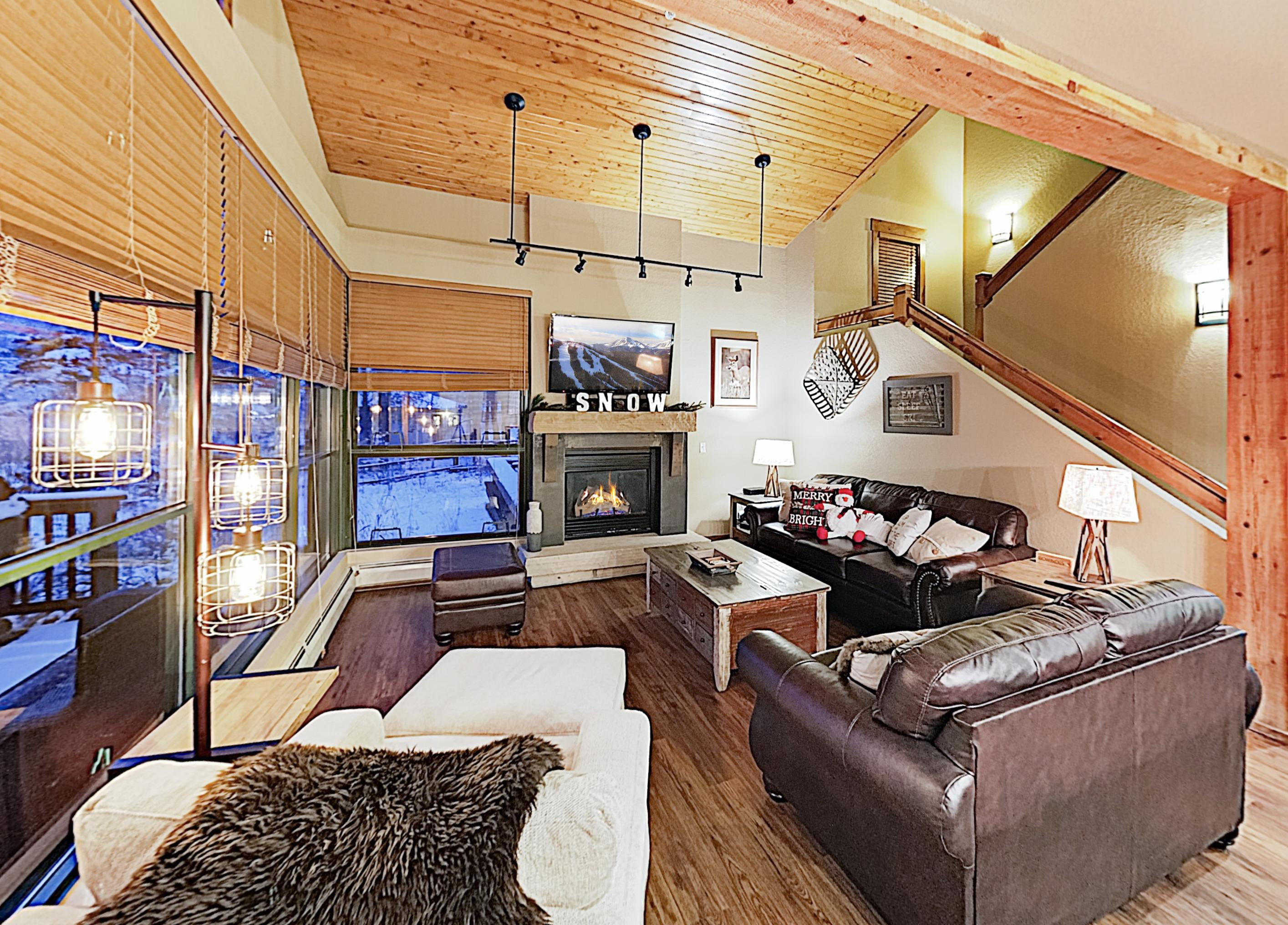 Welcome to Keystone! This home is professionally managed by TurnKey Vacation Rentals.