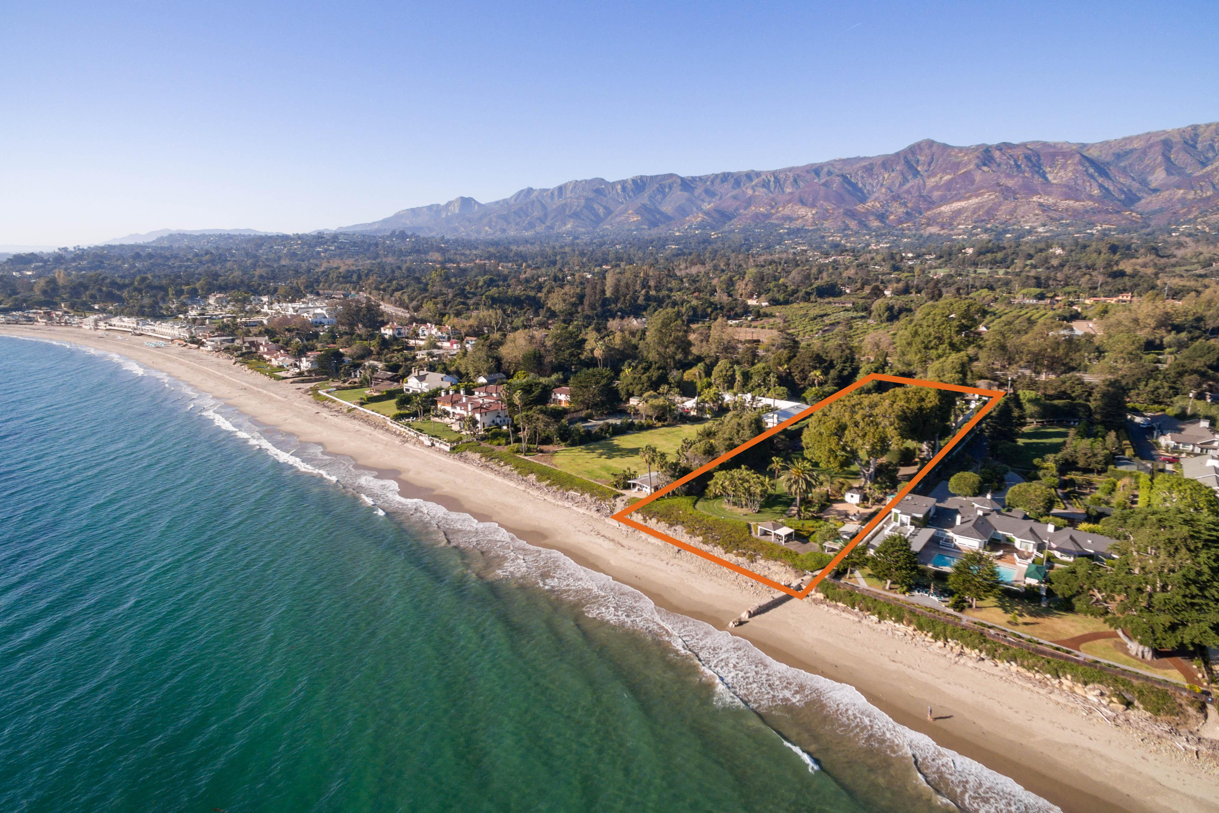 Welcome to Montecito! This oceanfront home is professionally managed by TurnKey Vacation Rentals.