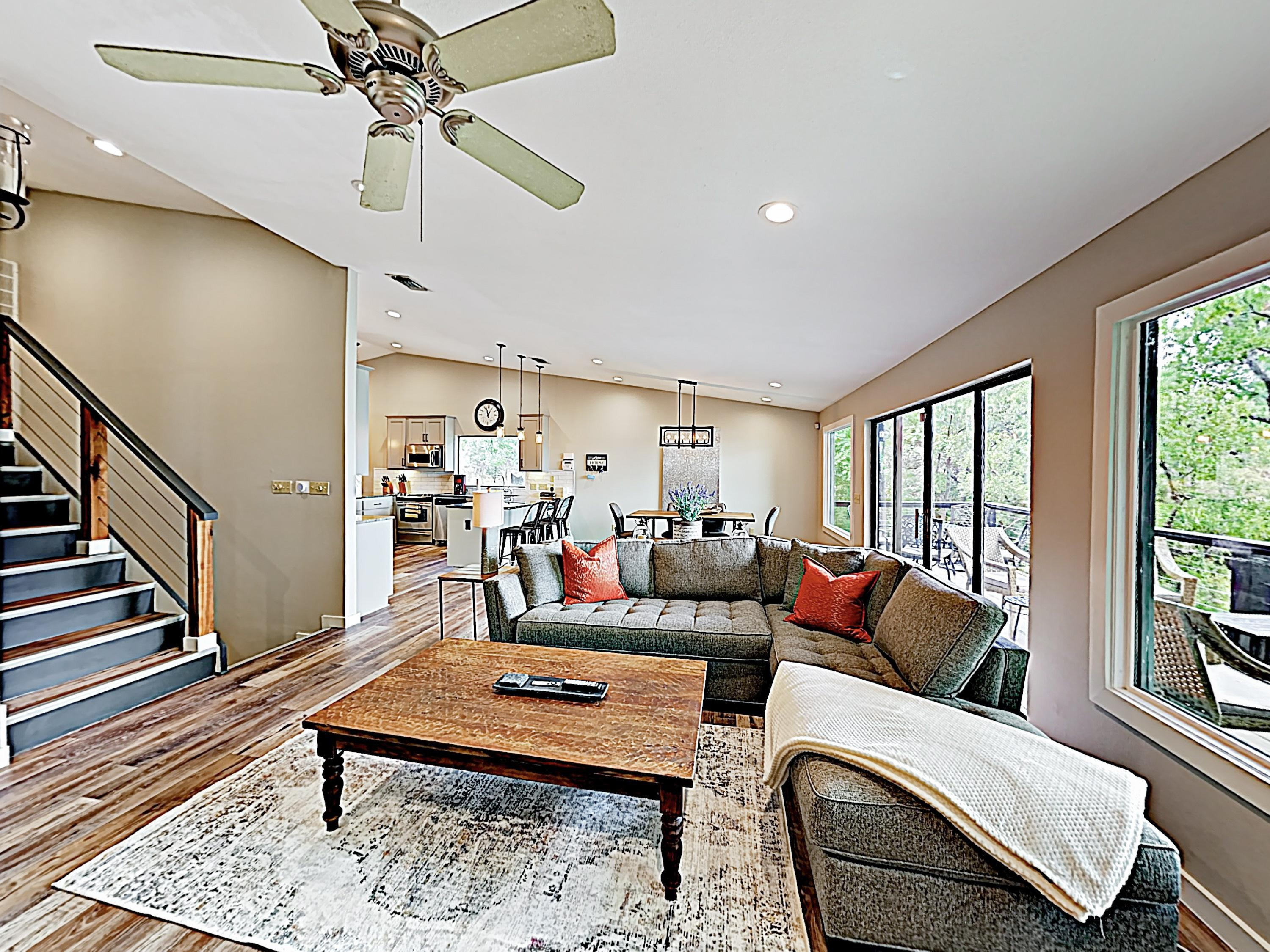 Welcome to Lake Travis! This home is professionally managed by TurnKey Vacation Rentals.