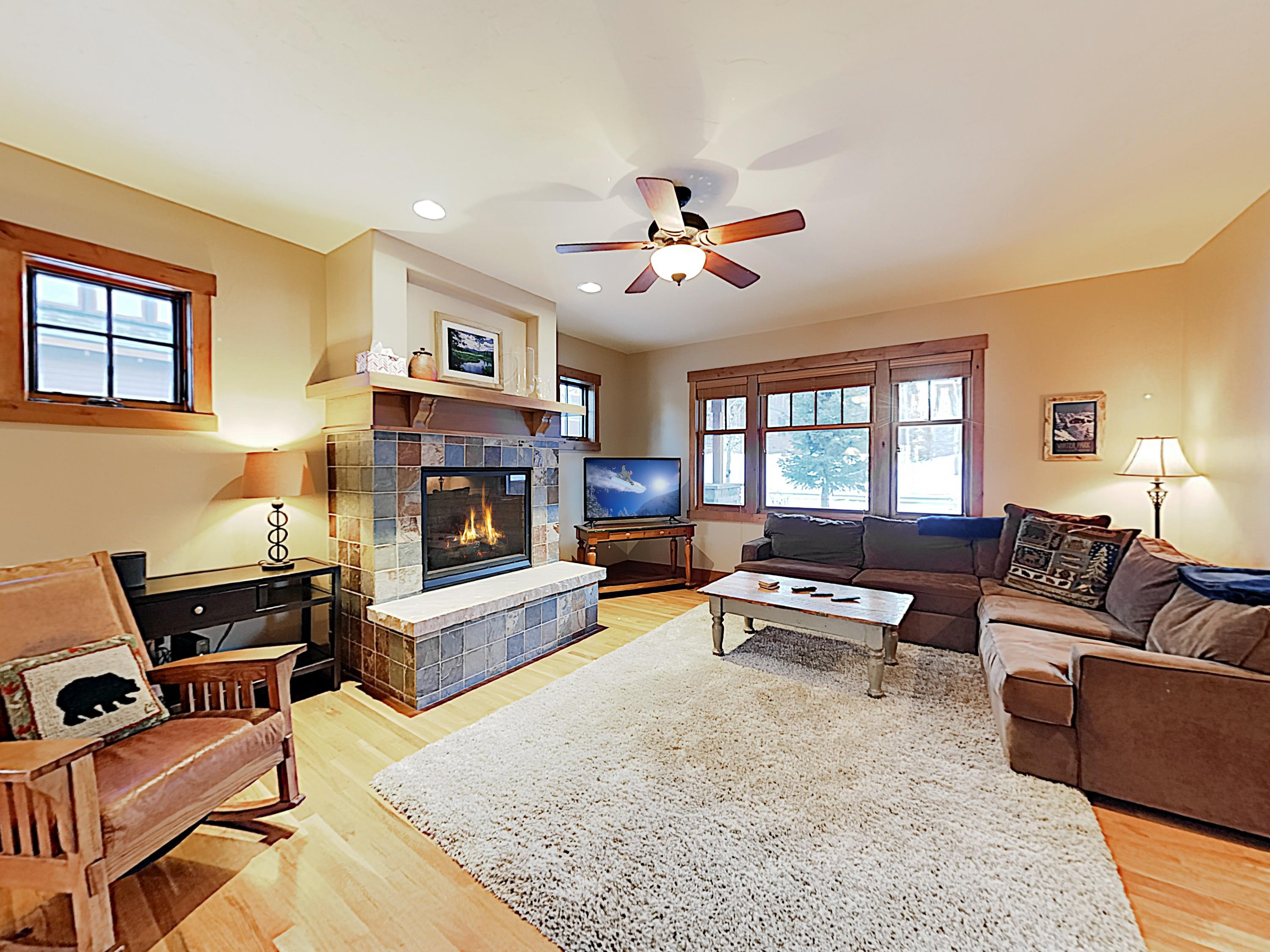Welcome to Fraser! This home is professionally managed by TurnKey Vacation Rentals.