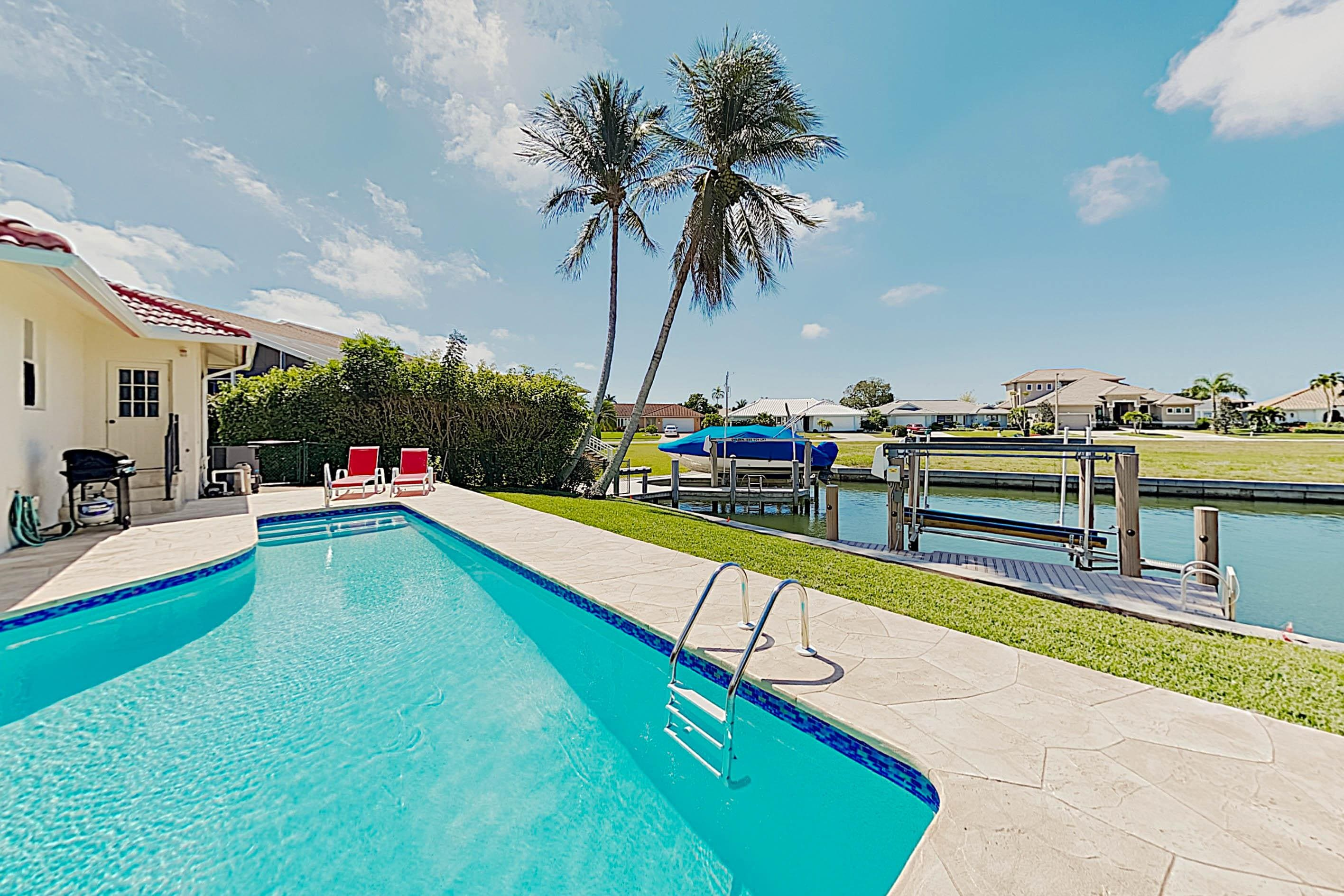 Welcome to Marco Island! This home is professionally managed by TurnKey Vacation Rentals.