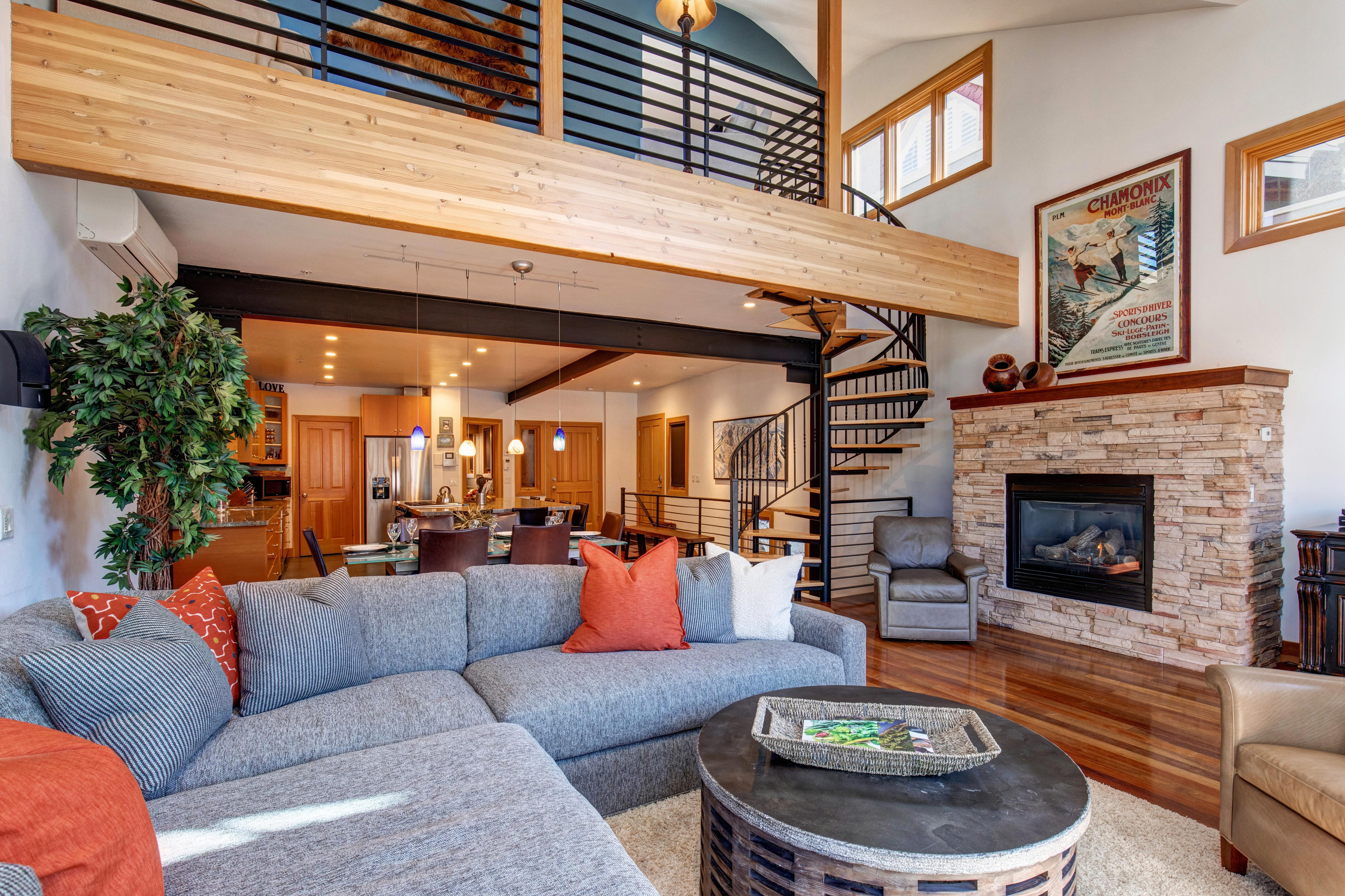 Welcome to Park City! This home is professionally managed by TurnKey Vacation Rentals.