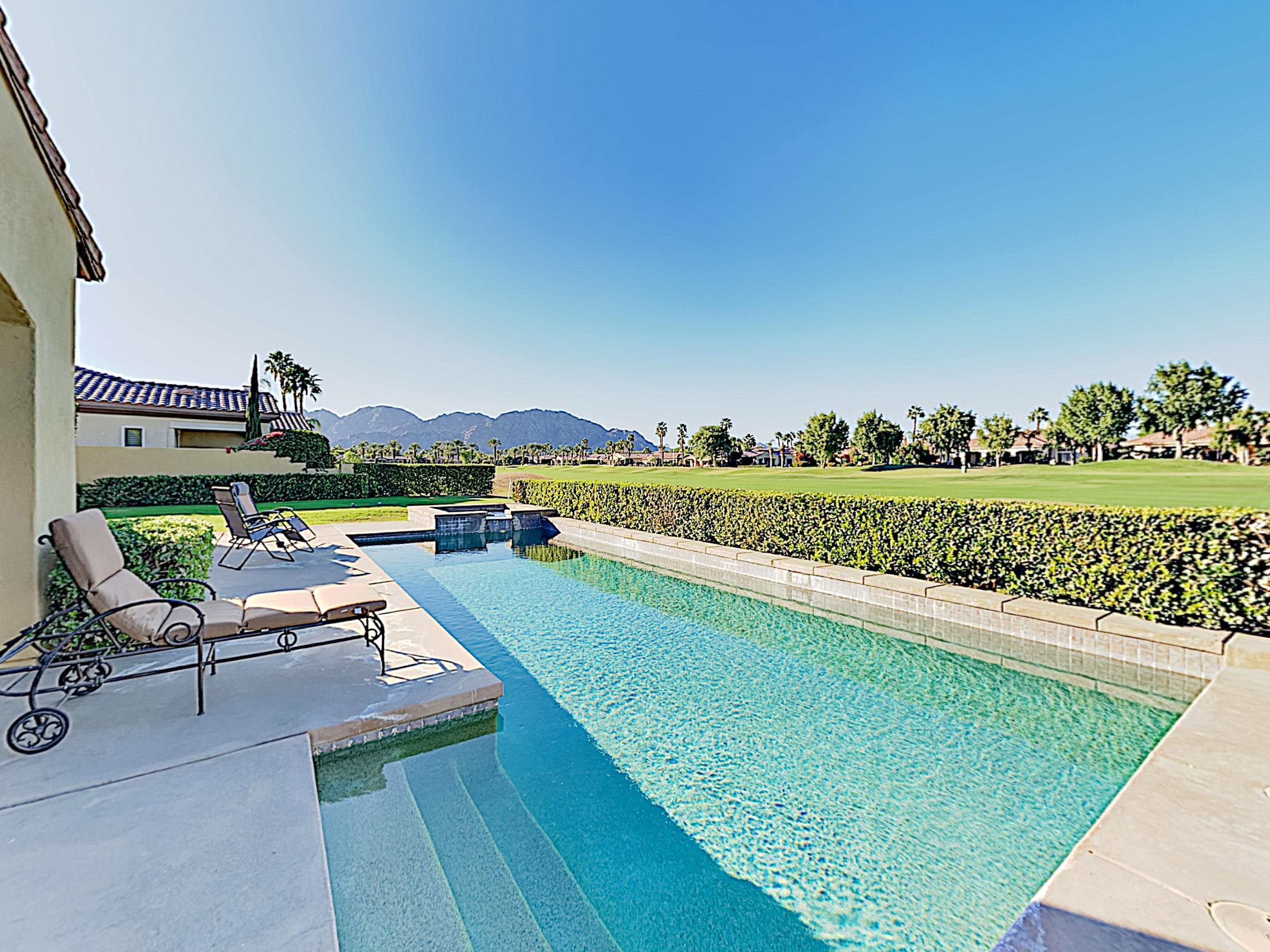 Welcome to La Quinta! This home is professionally managed by TurnKey Vacation Rentals.